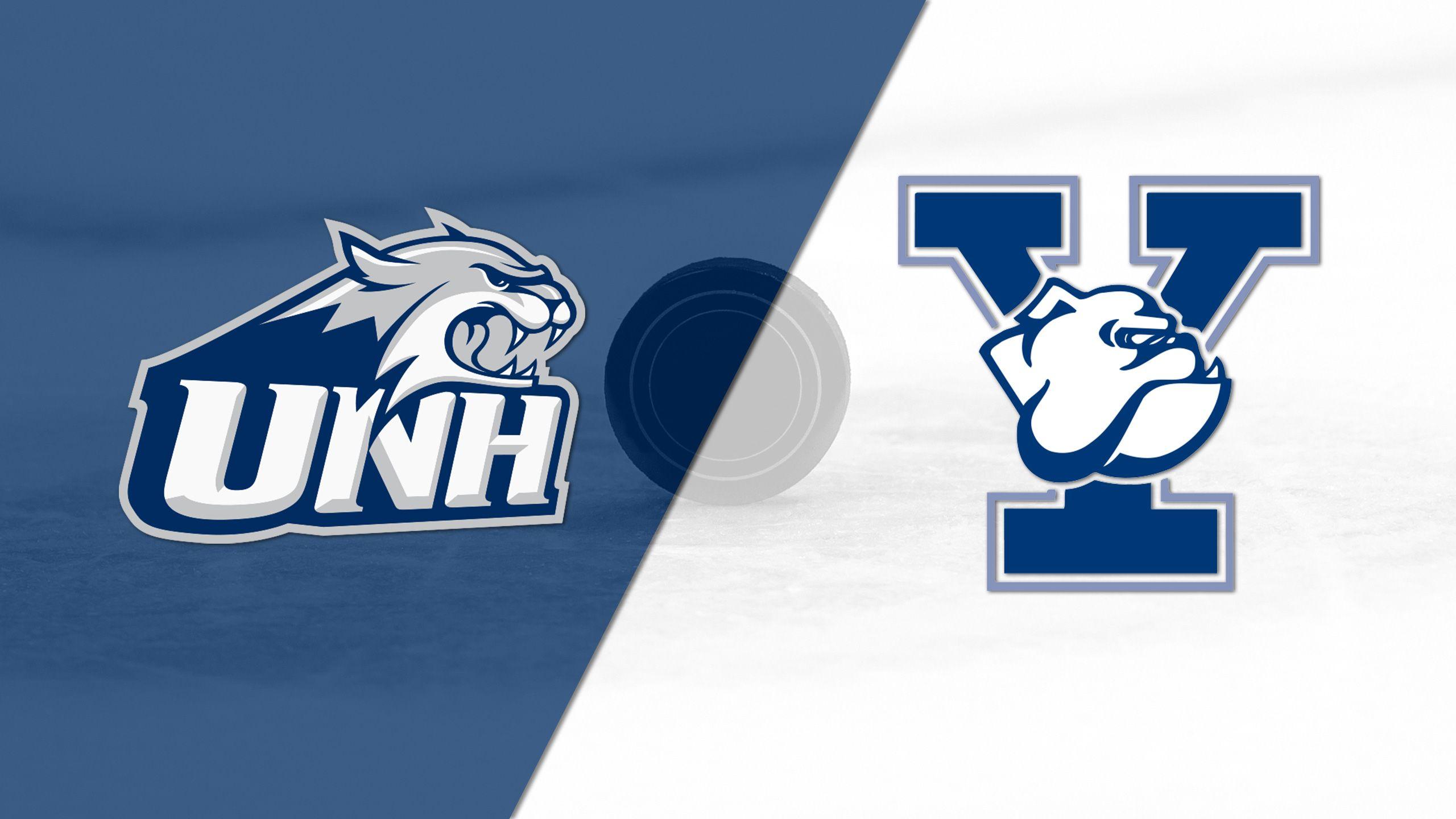 New Hampshire vs. Yale (W Hockey)