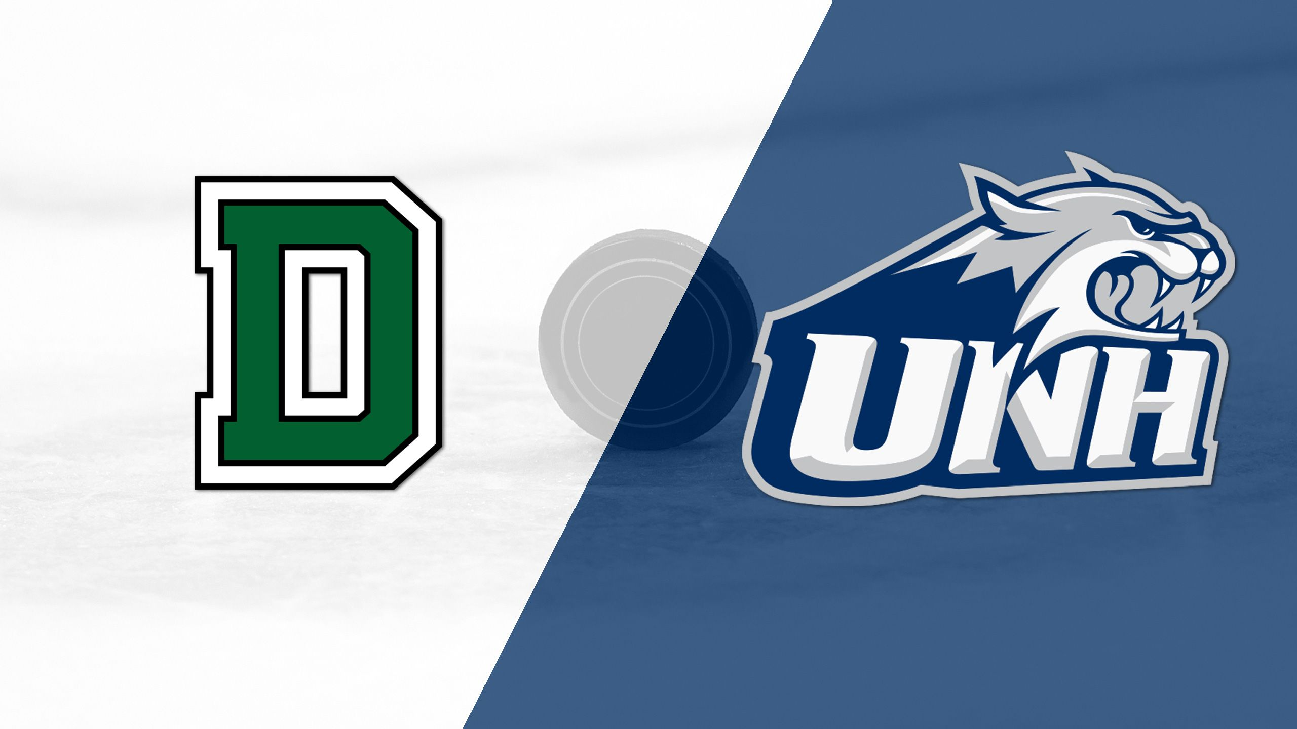 Dartmouth vs. New Hampshire (W Hockey)