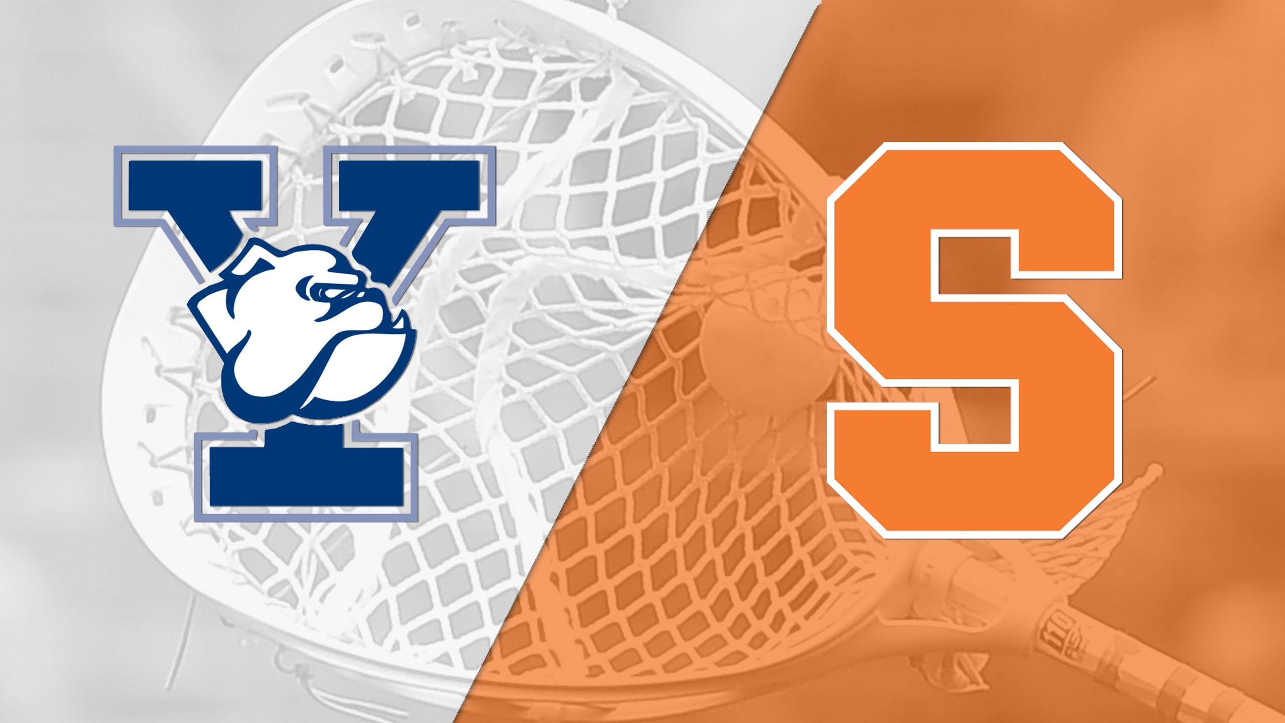 Yale vs. #2 Syracuse (First Round) (NCAA Men's Lacrosse Championship)
