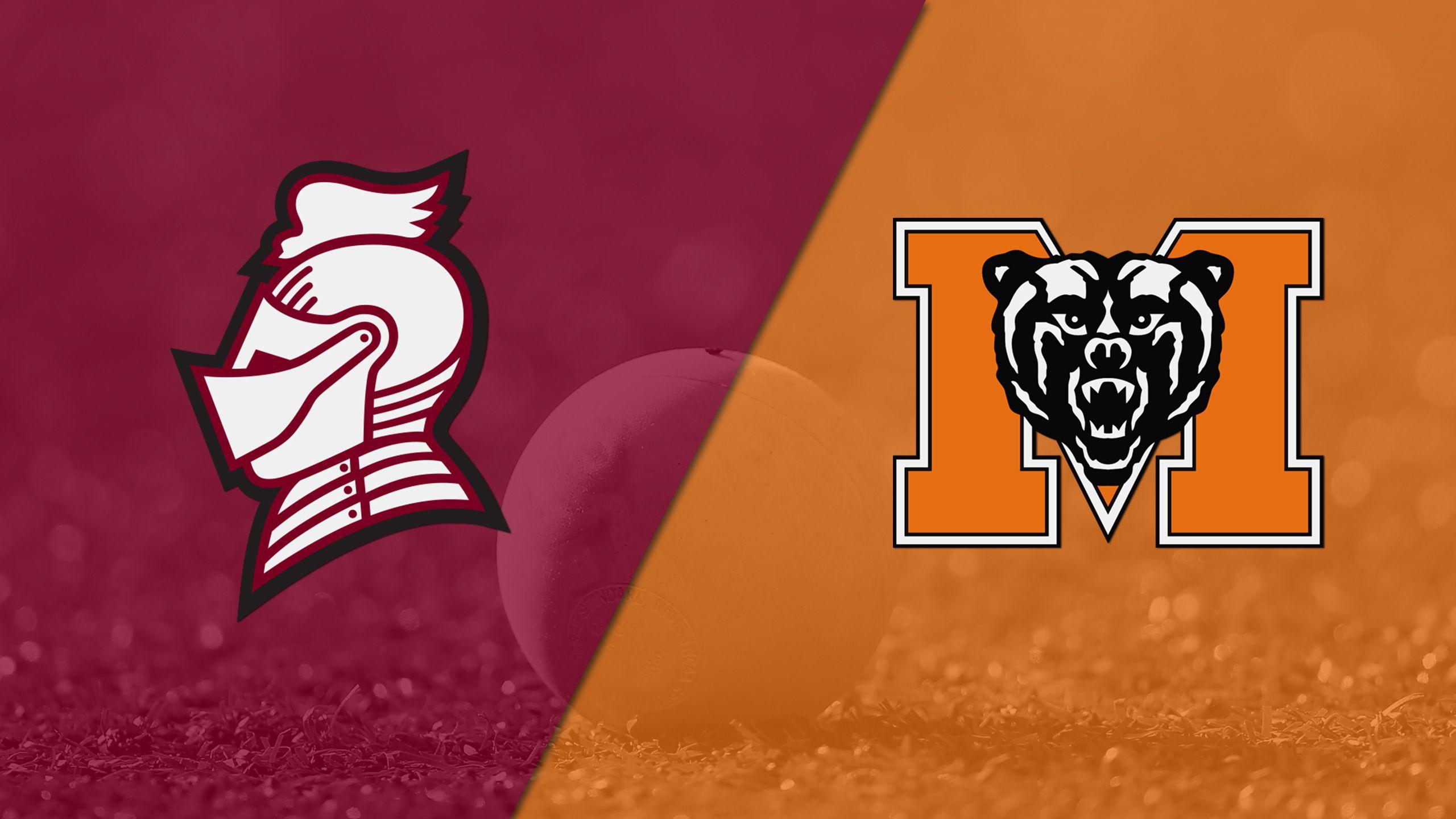 Bellarmine vs. Mercer (M Lacrosse)