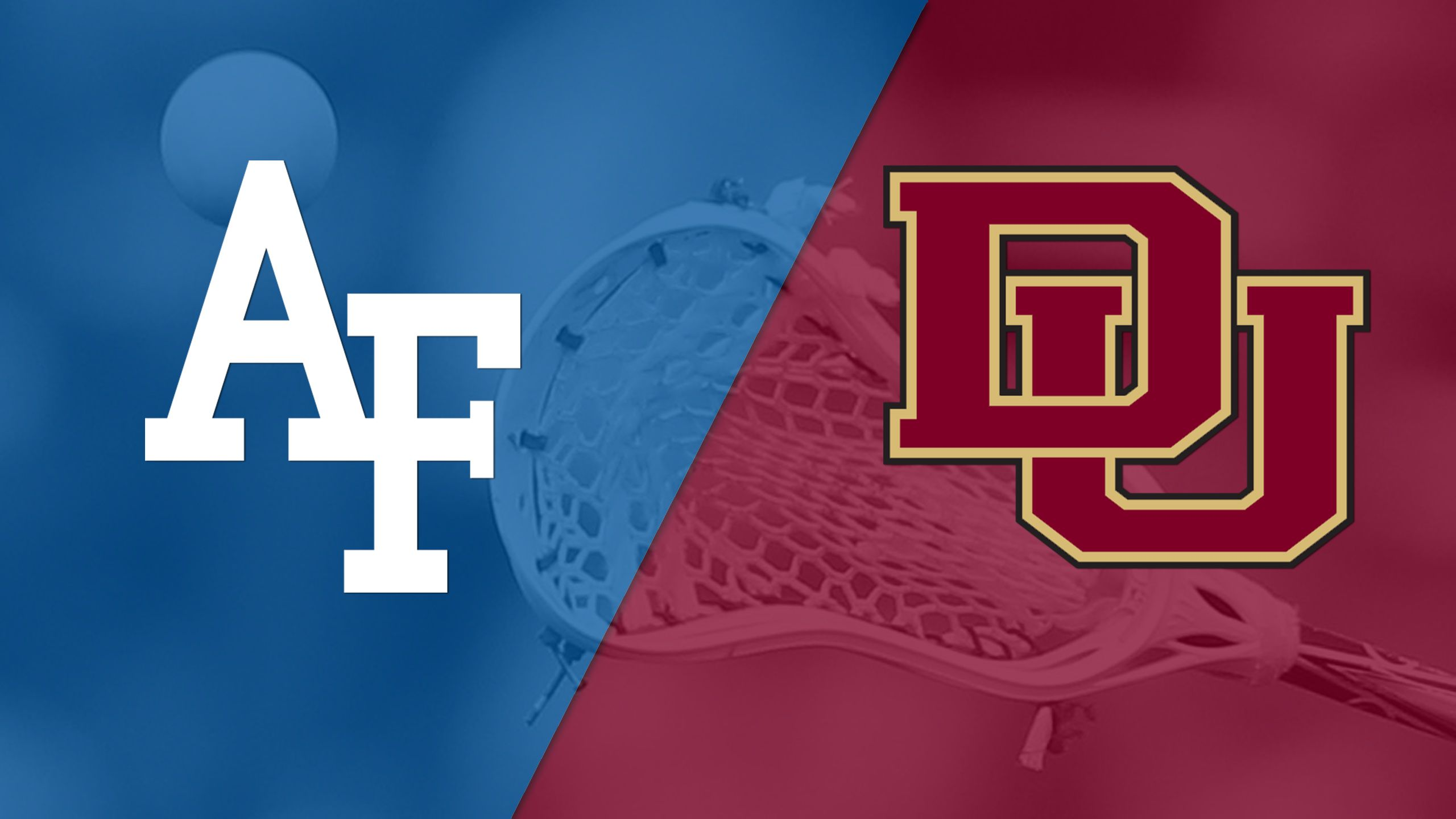 Air Force vs. #5 Denver (First Round) (NCAA Men's Lacrosse Championship)