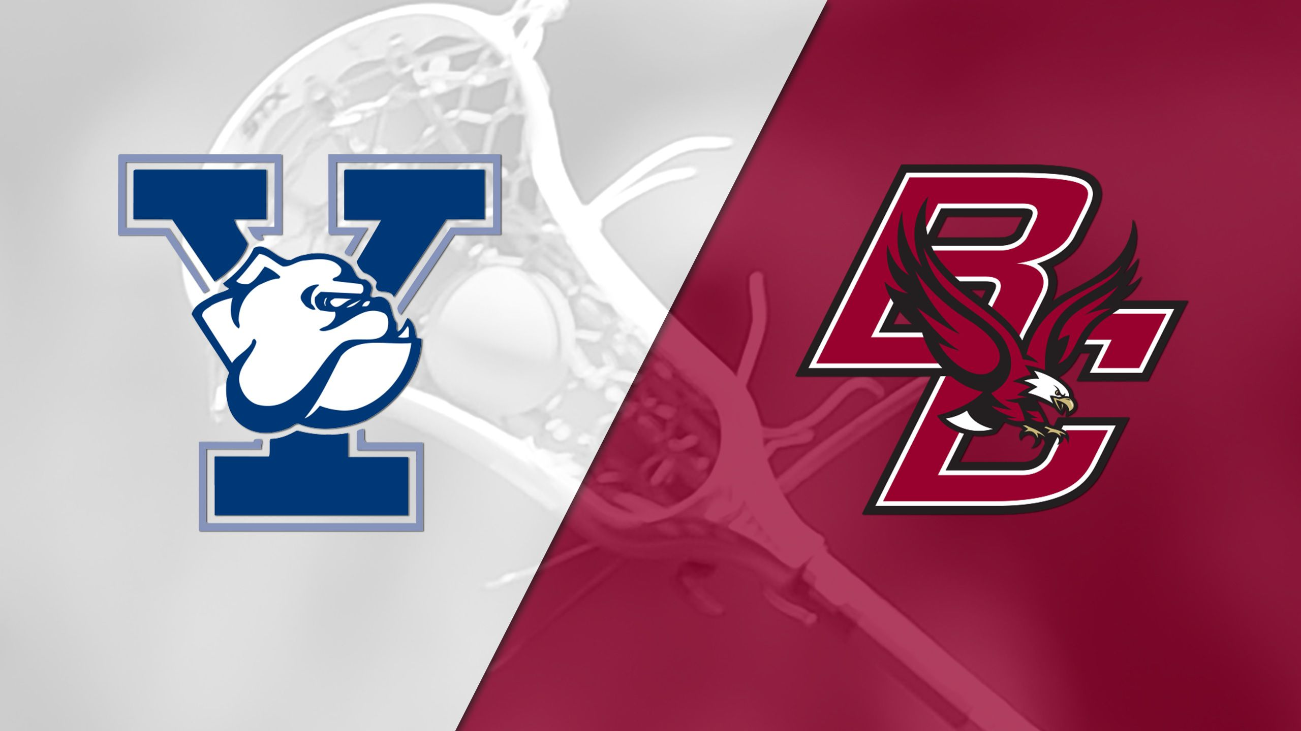 Yale vs. #18 Boston College (W Lacrosse)