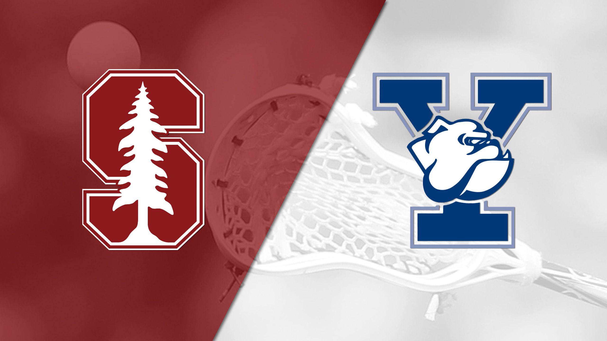 Stanford vs. Yale (W Lacrosse)