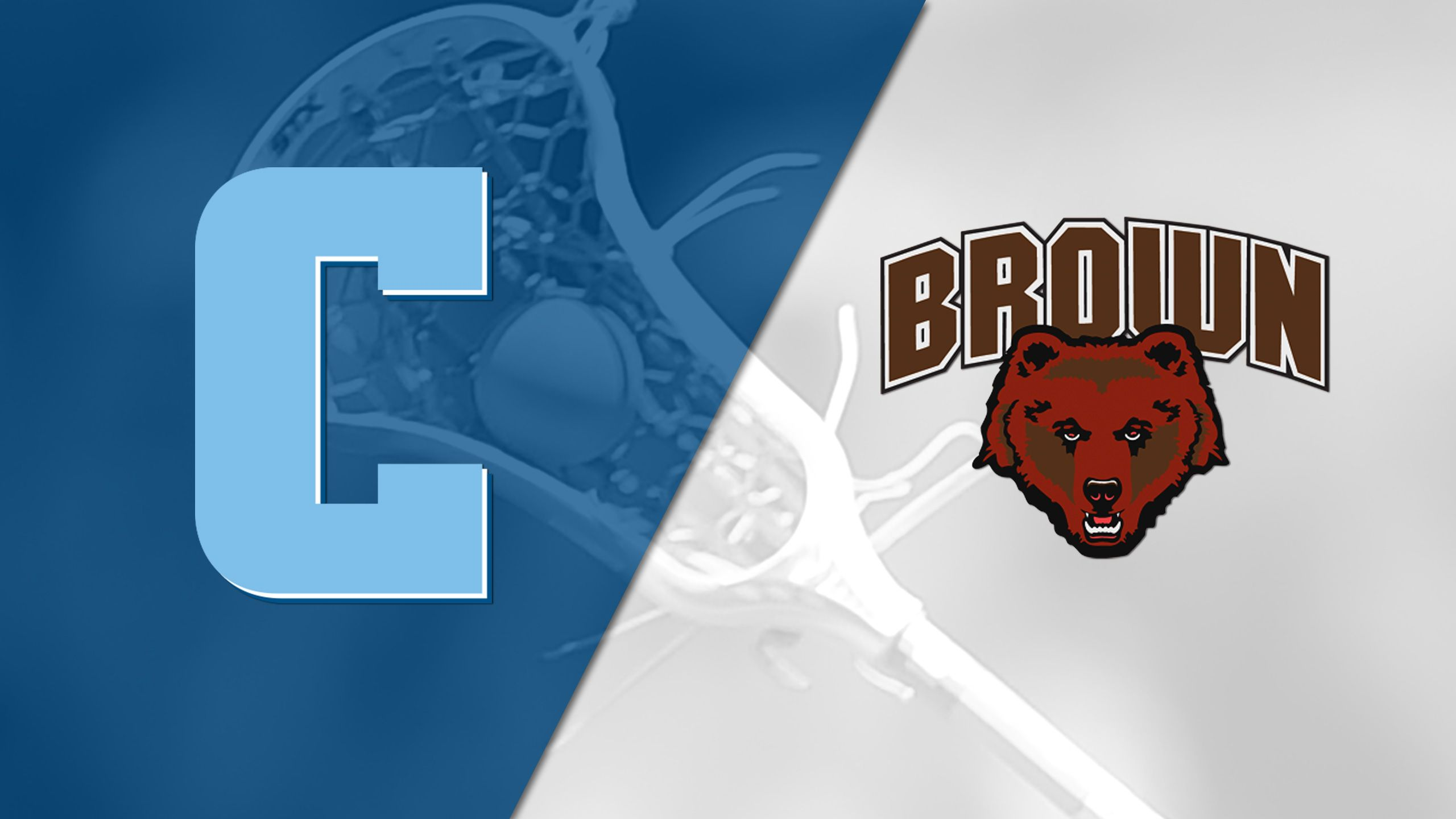 Columbia vs. Brown (W Lacrosse)