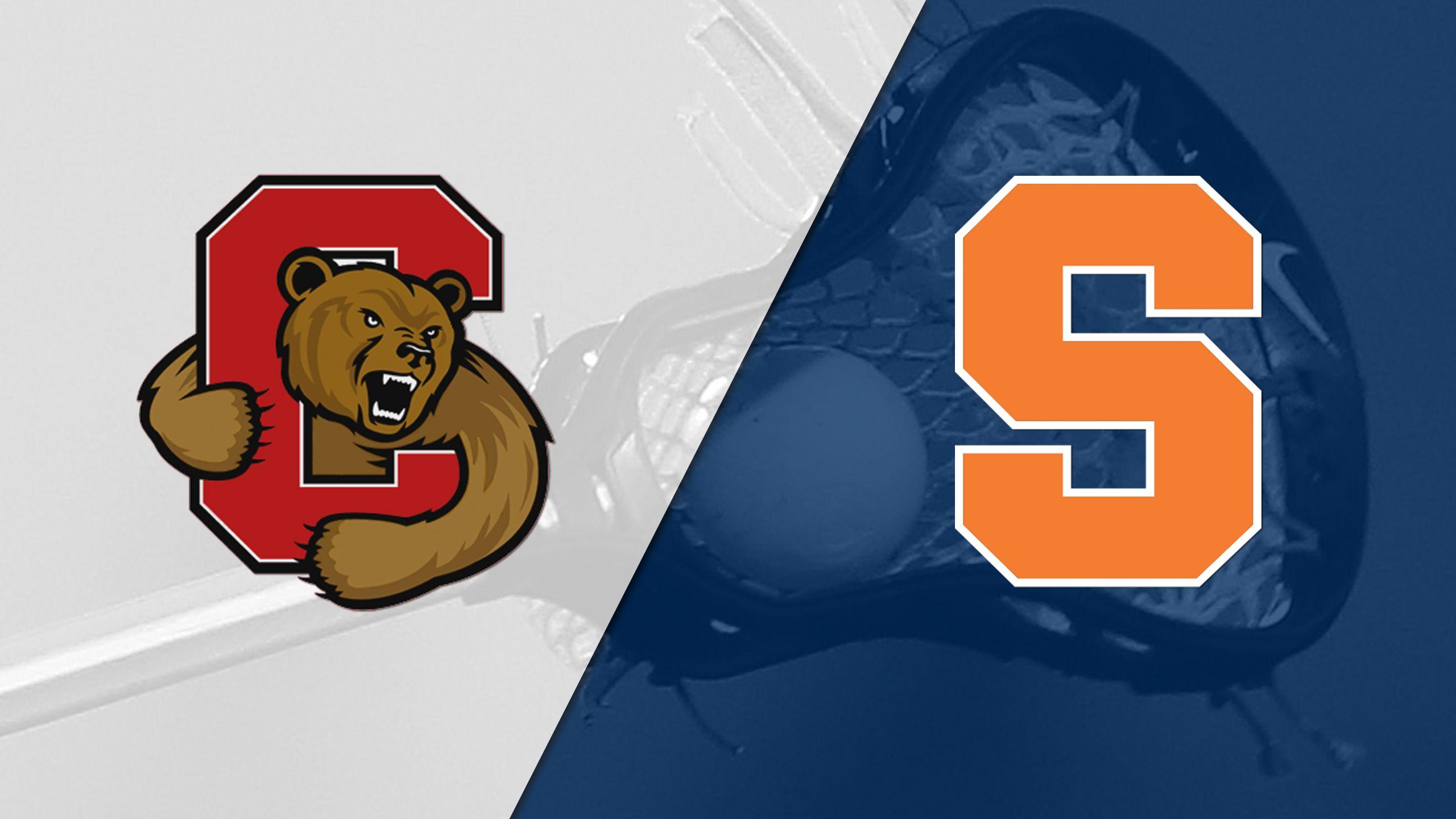#11 Cornell vs. #8 Syracuse (W Lacrosse)