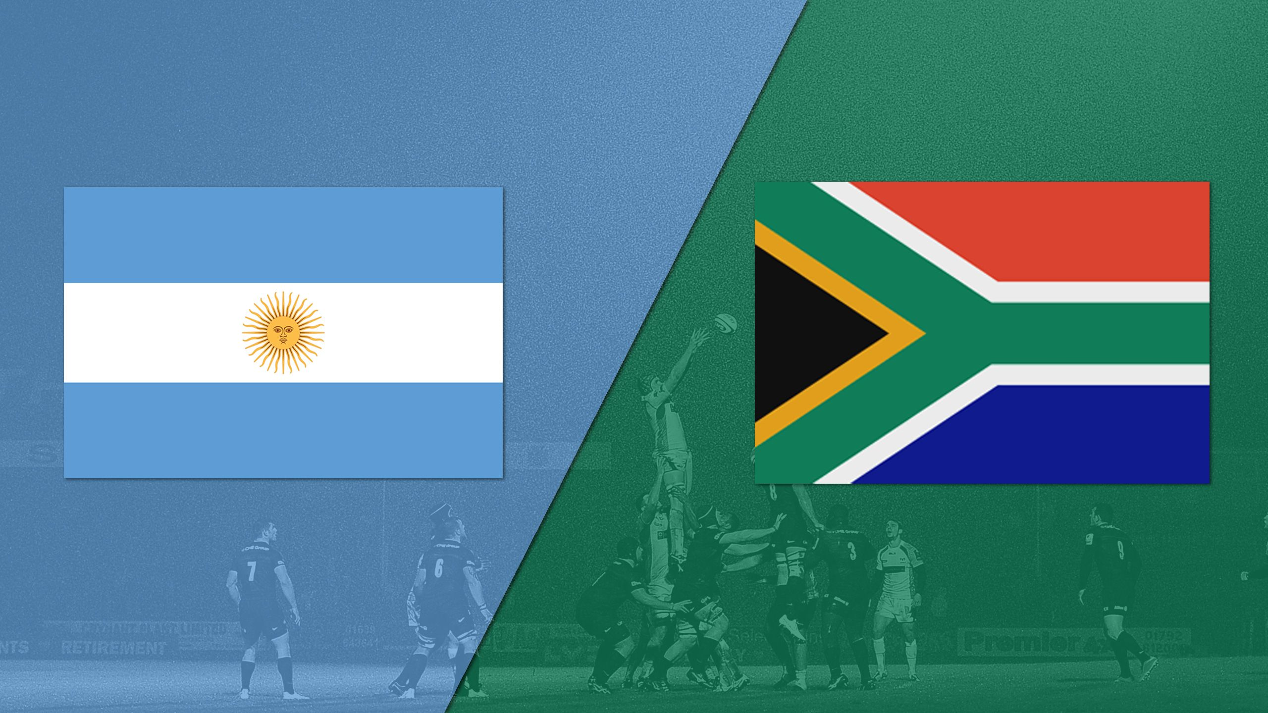 Argentina vs. South Africa (Rugby Championship)