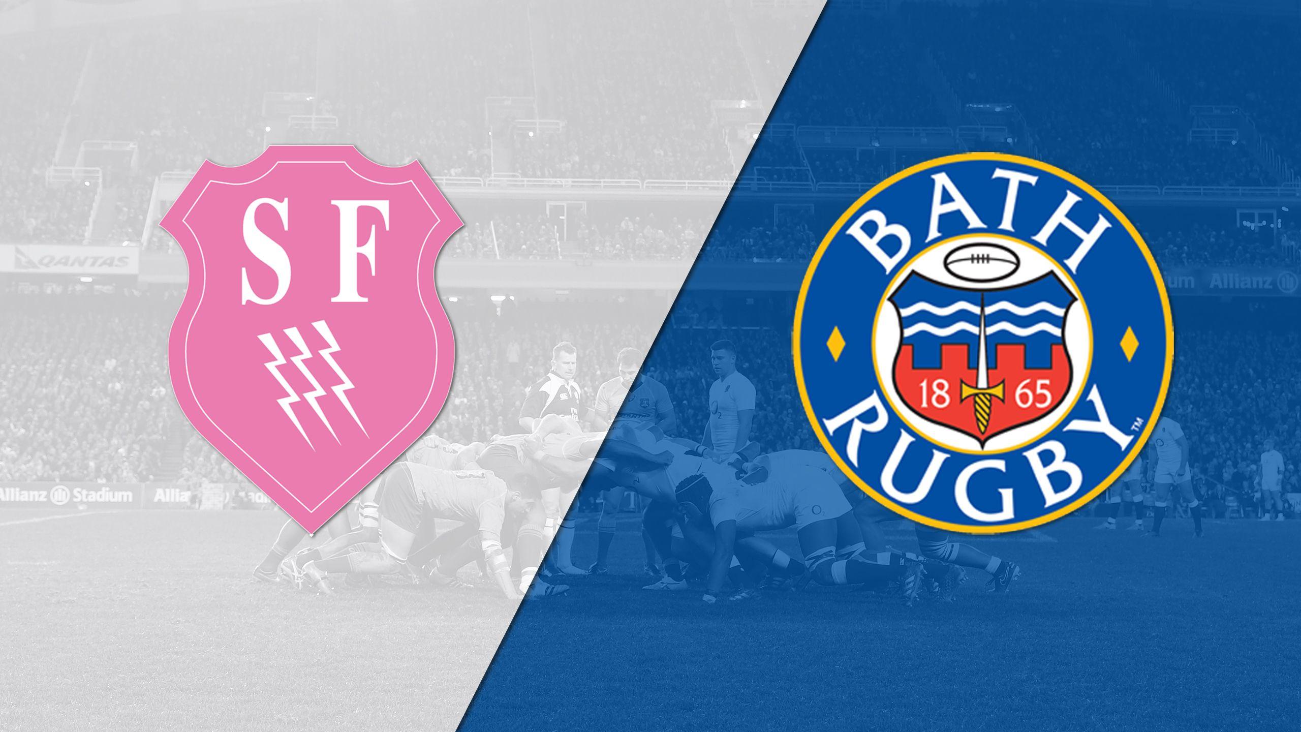 Stade Francais vs. Bath (Semifinals) (European Challenge Cup)