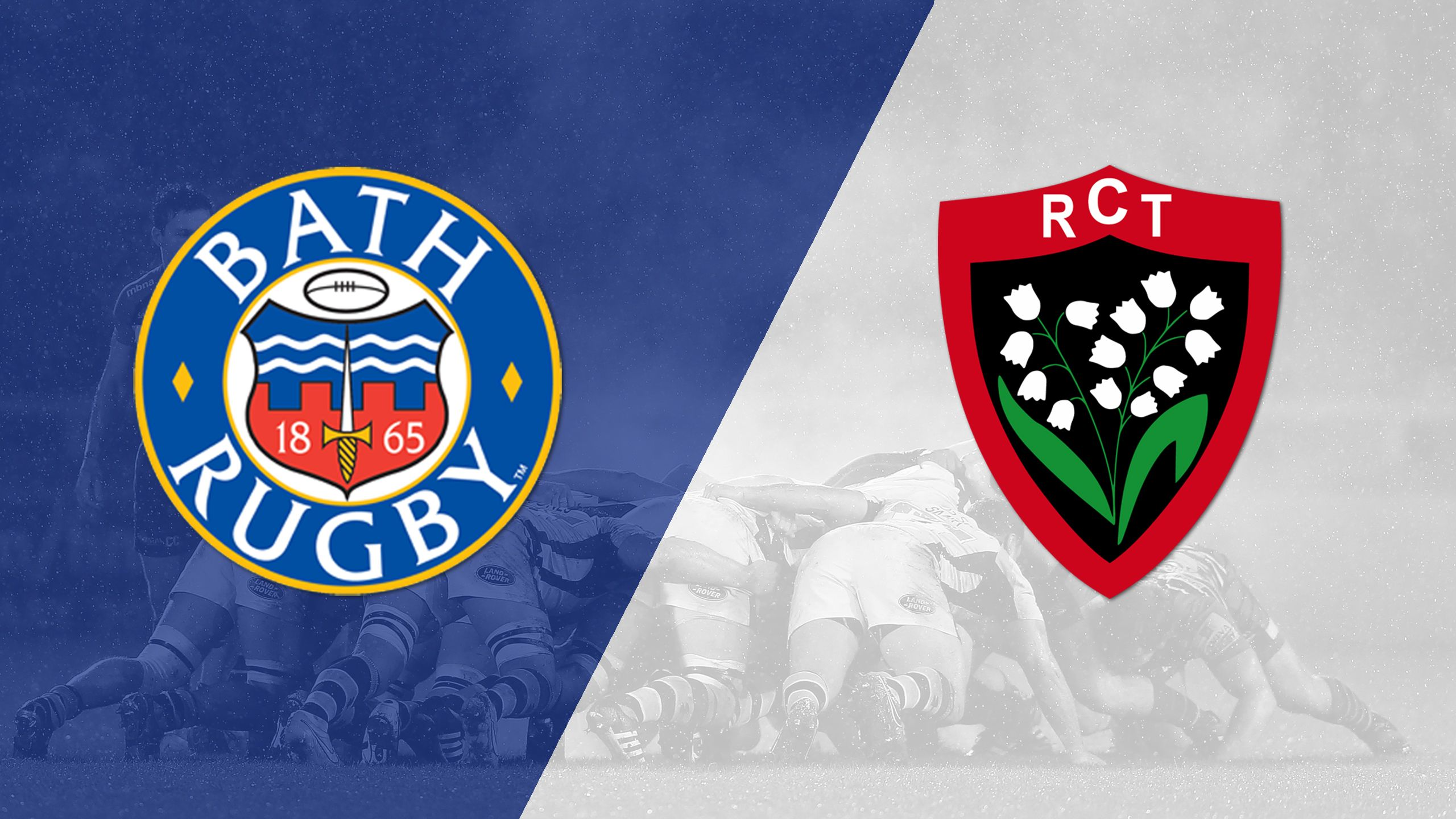 Bath vs. Toulon (Round 4) (European Rugby Champions Cup)