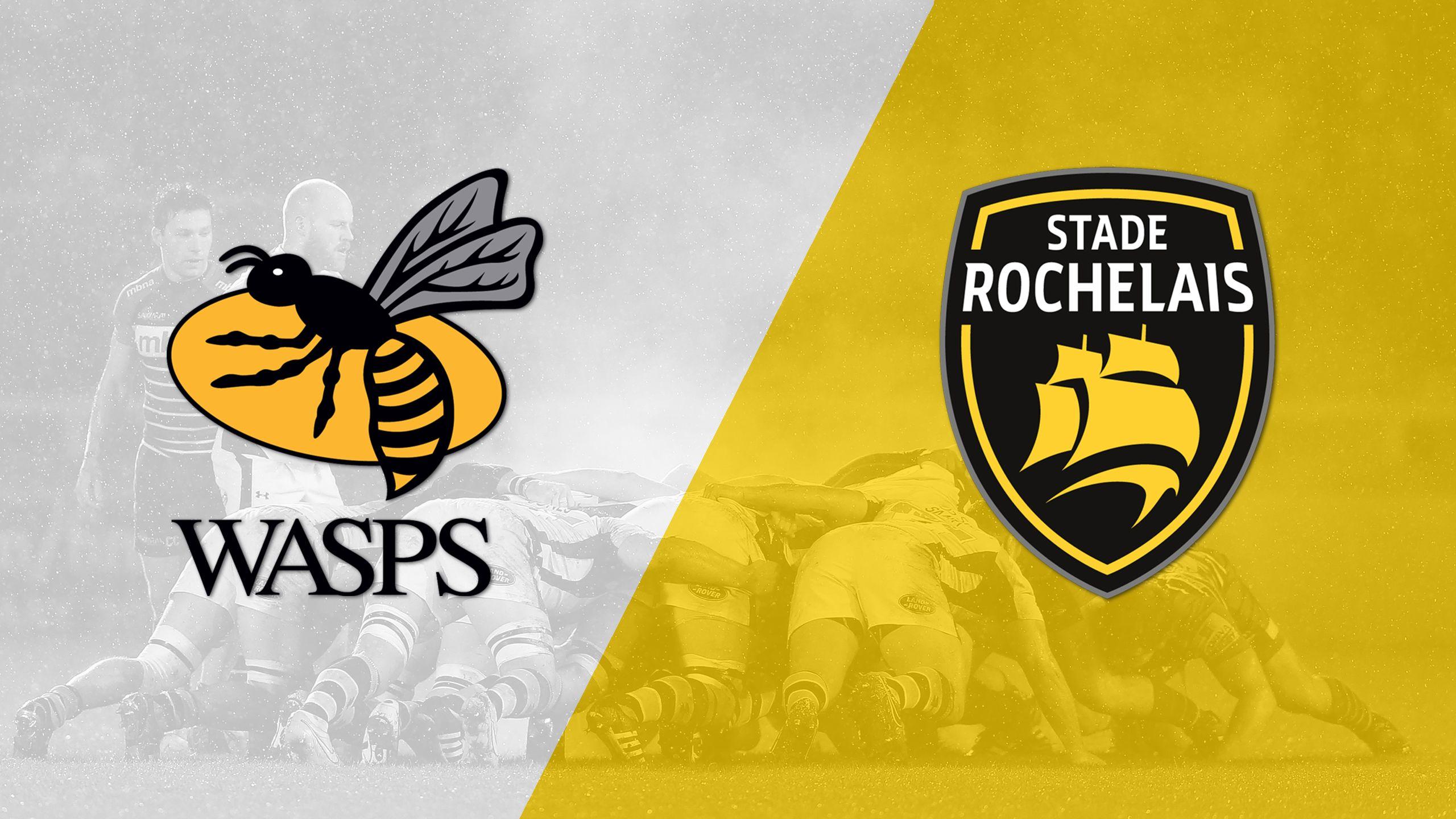Wasps vs. La Rochelle (Round 4) (European Champions Cup)