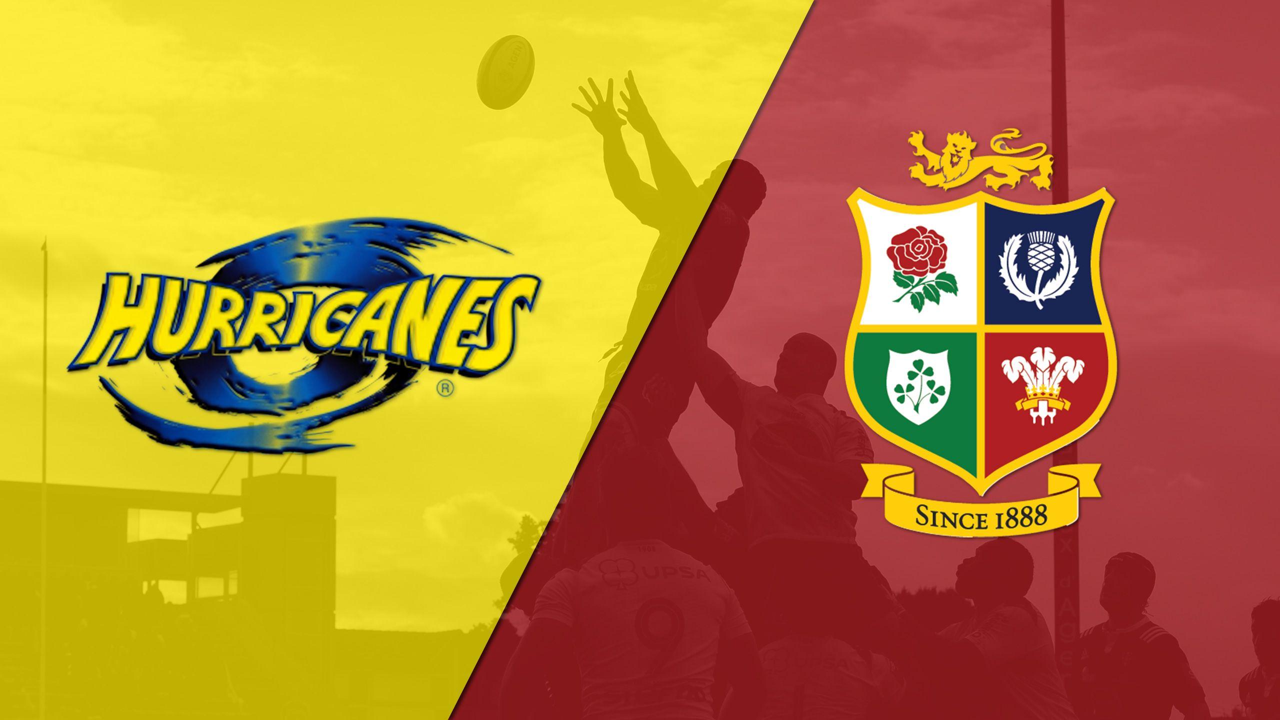 Hurricanes vs. British & Irish Lions (International Rugby)