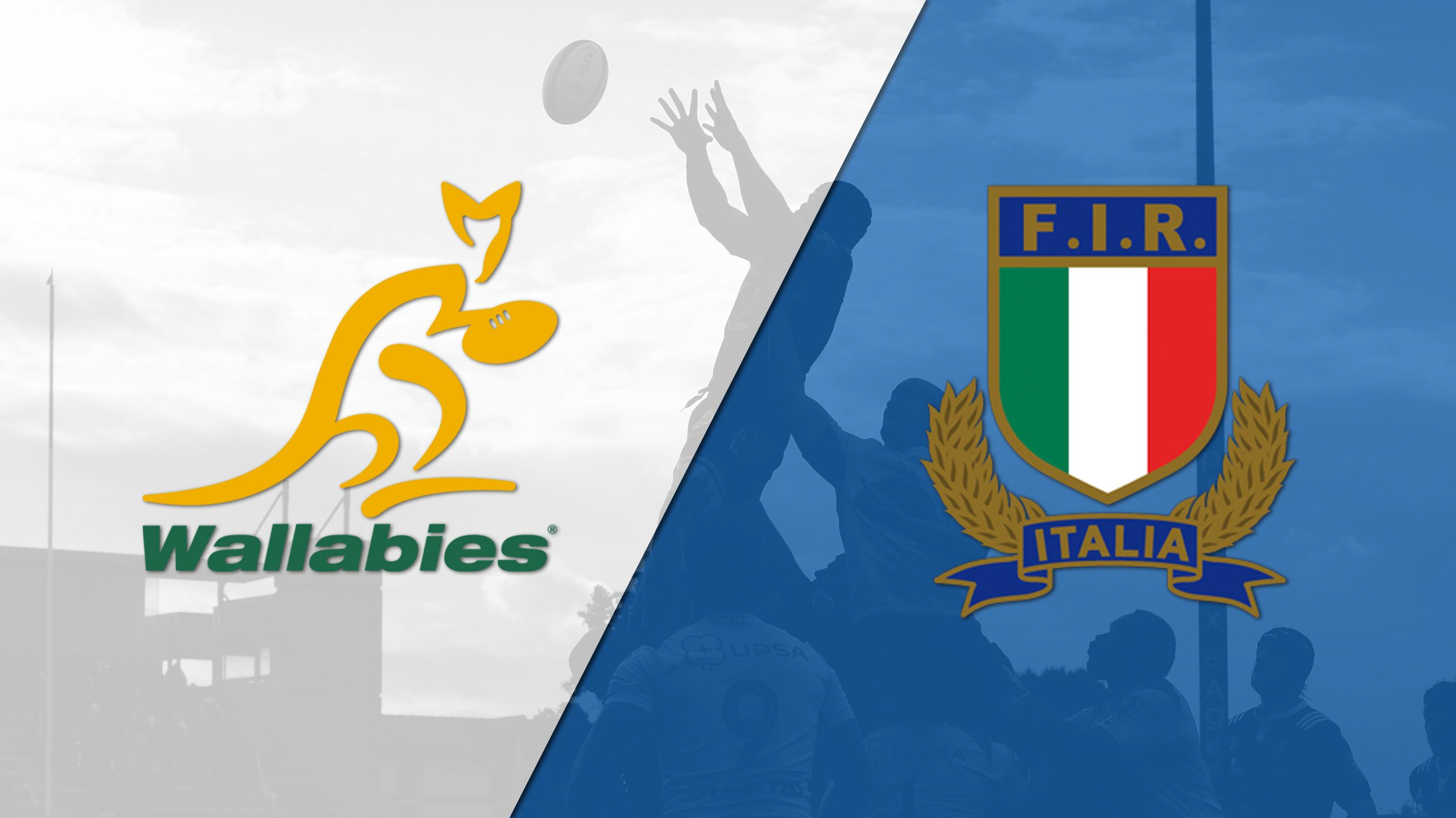 Australia vs. Italy (International Rugby)