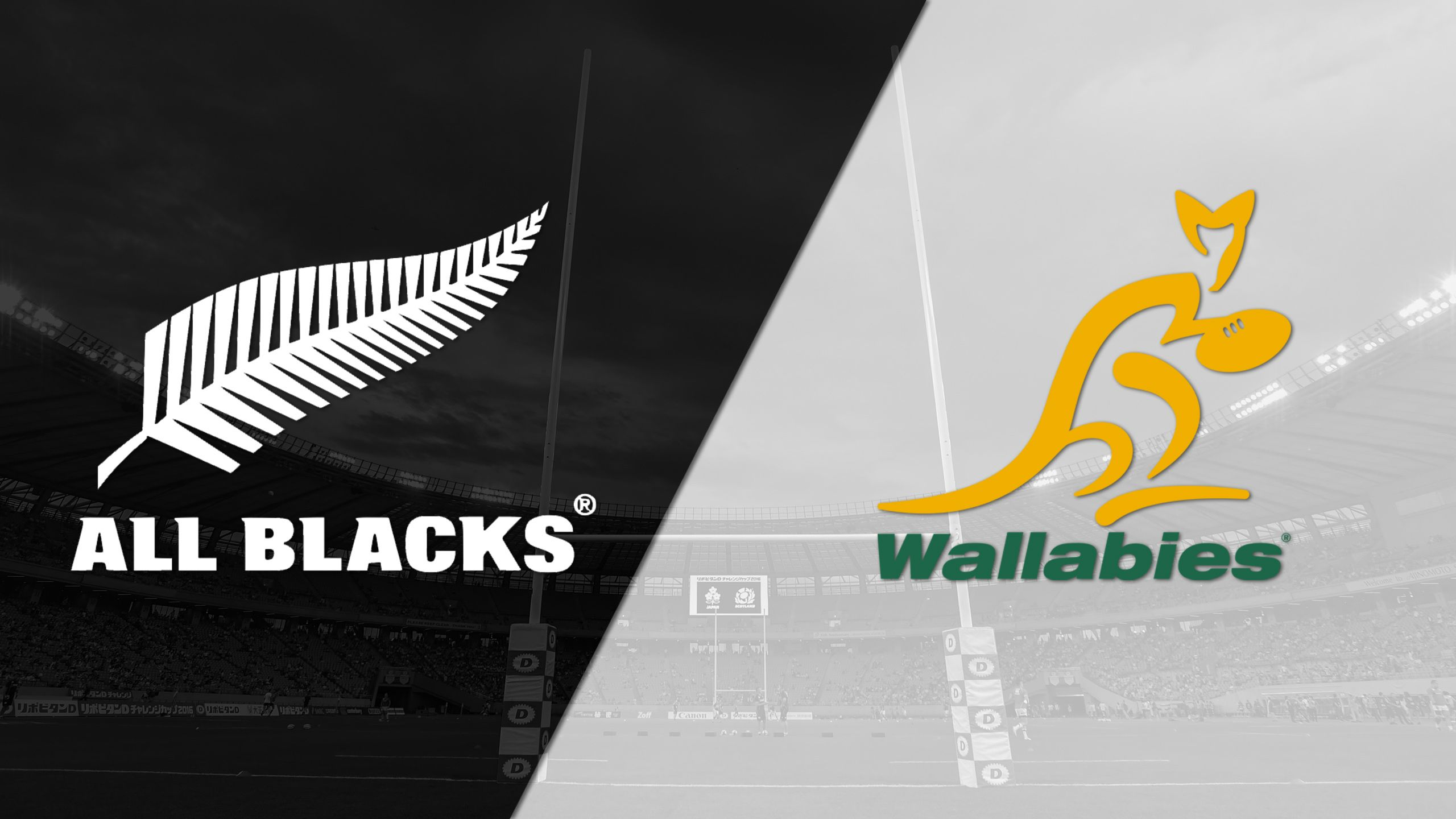 New Zealand vs. Australia (International Rugby)