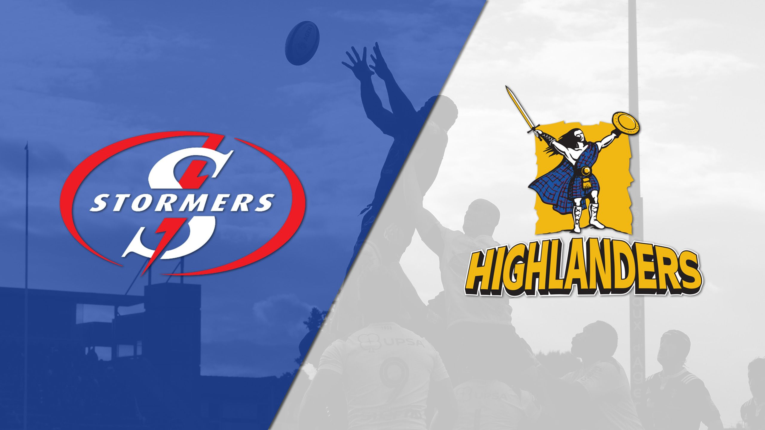 Stormers vs. Highlanders (Super Rugby)