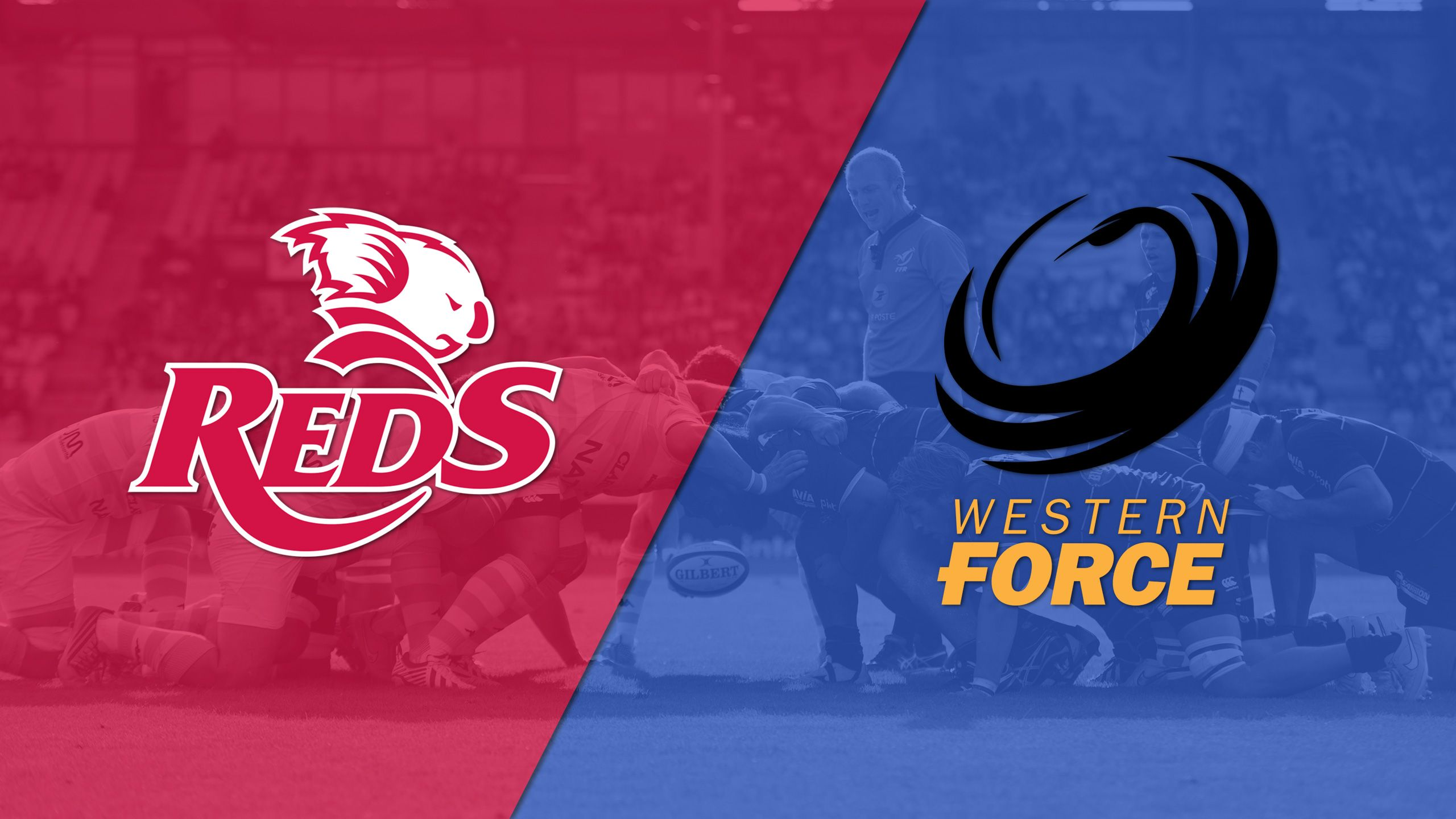 Reds vs. Force (Super Rugby)