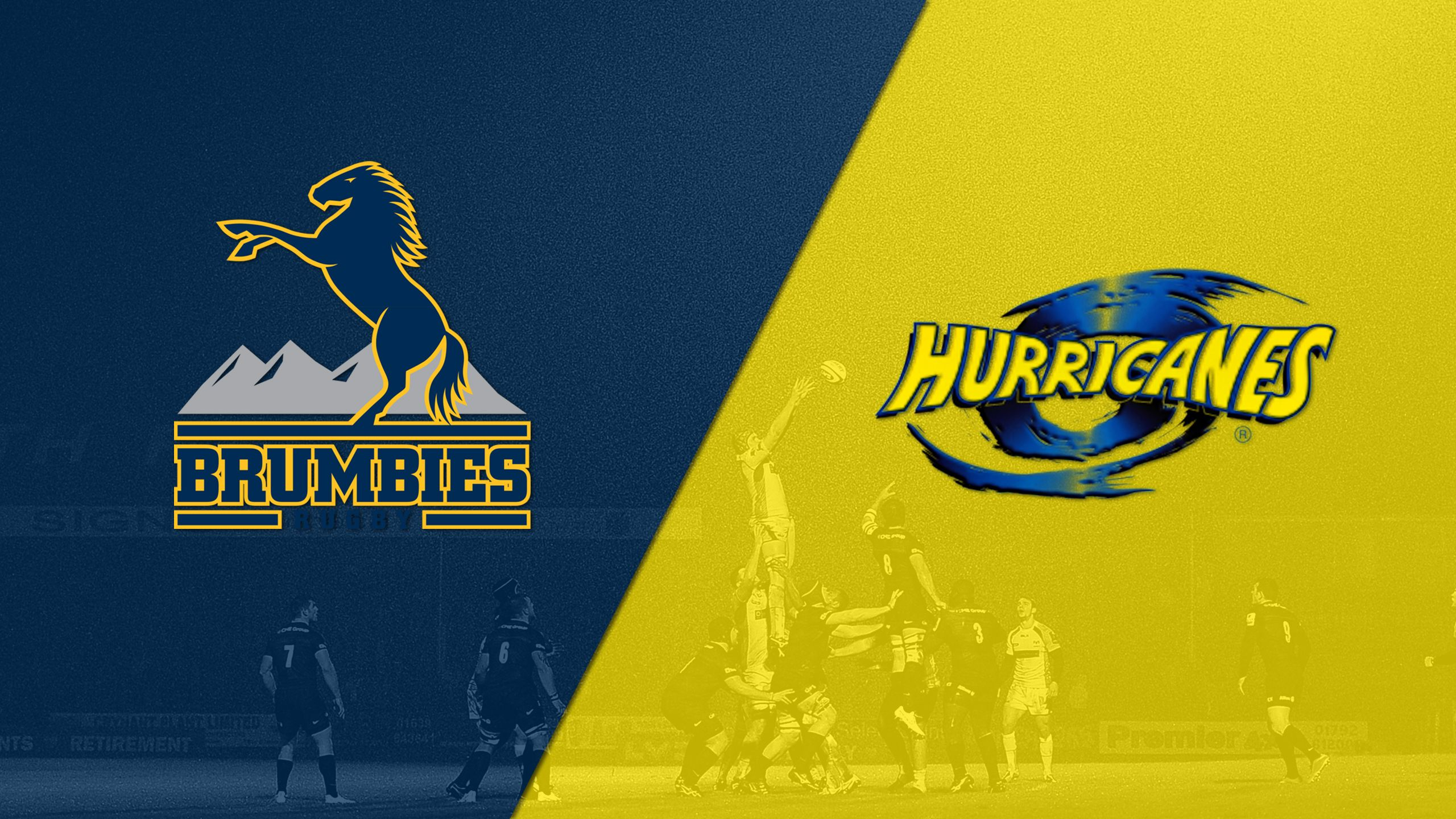 Brumbies vs. Hurricanes (Super Rugby)