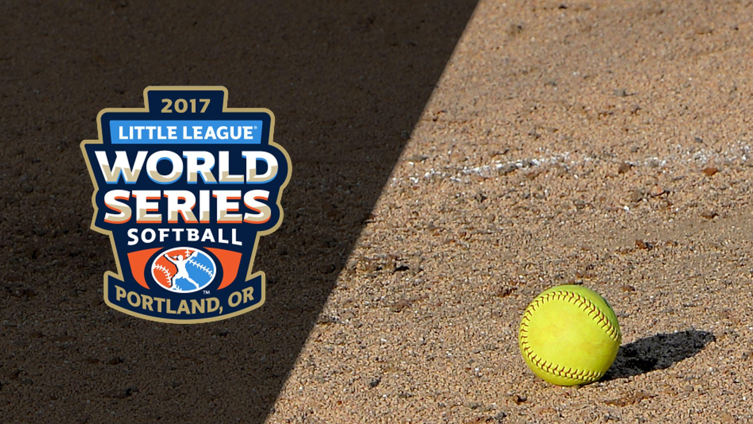 Bear, Delaware vs. WACO, Texas (Little League Softball World Series)