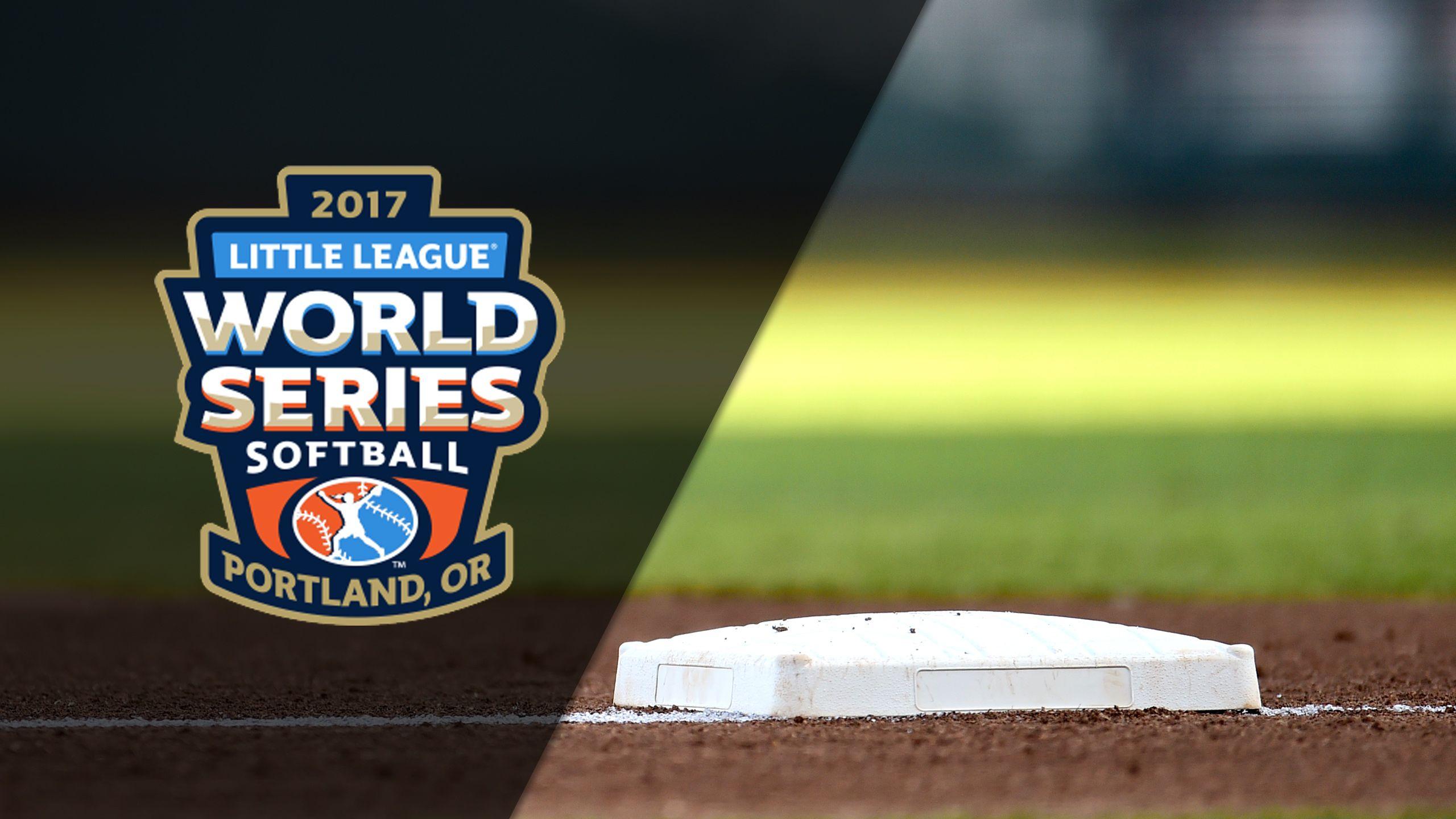 Floyds Knobs, Indiana vs. Prague, Czech Republic (Little League Softball)