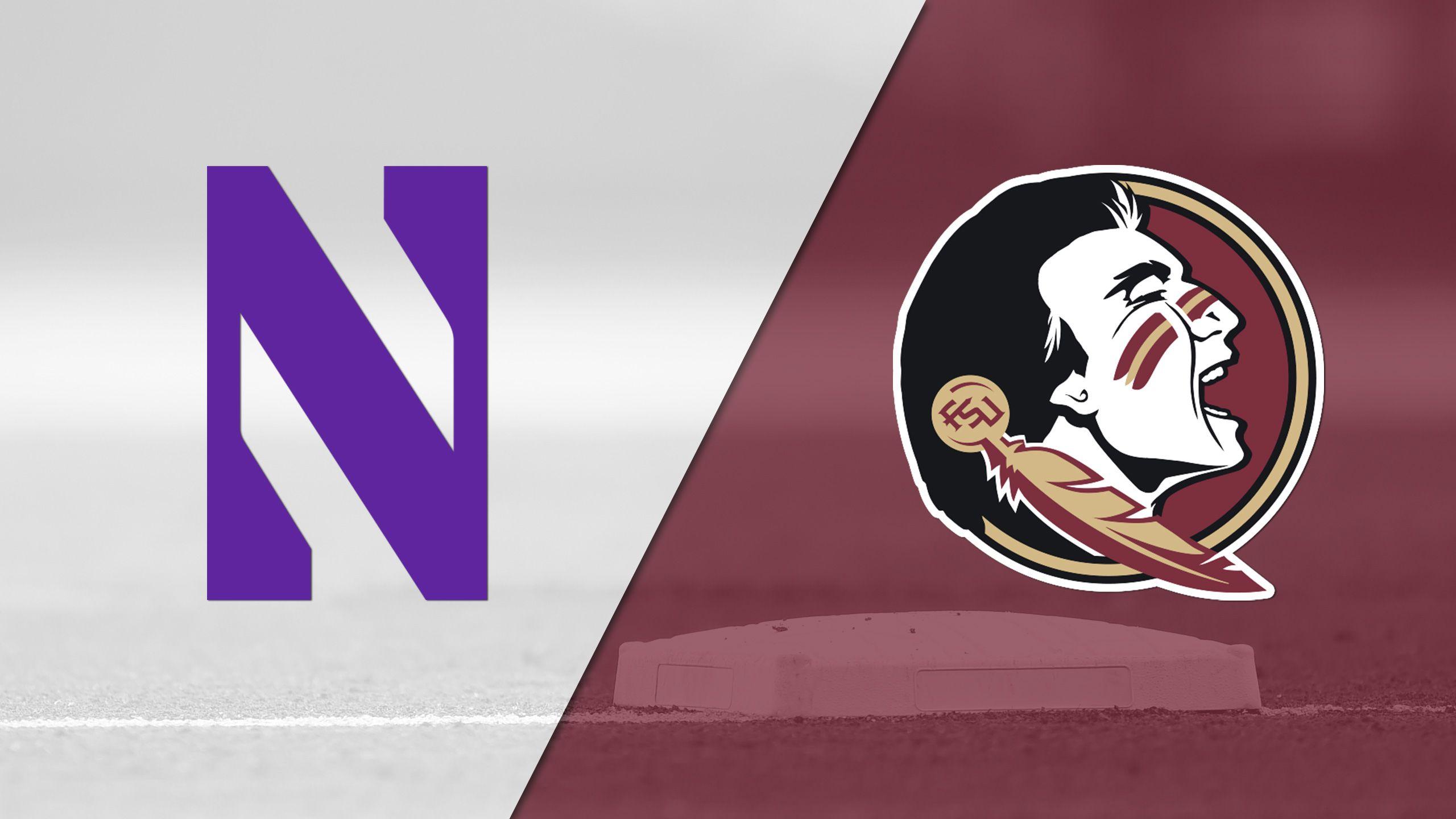Northwestern vs. #3 Florida State (Softball)