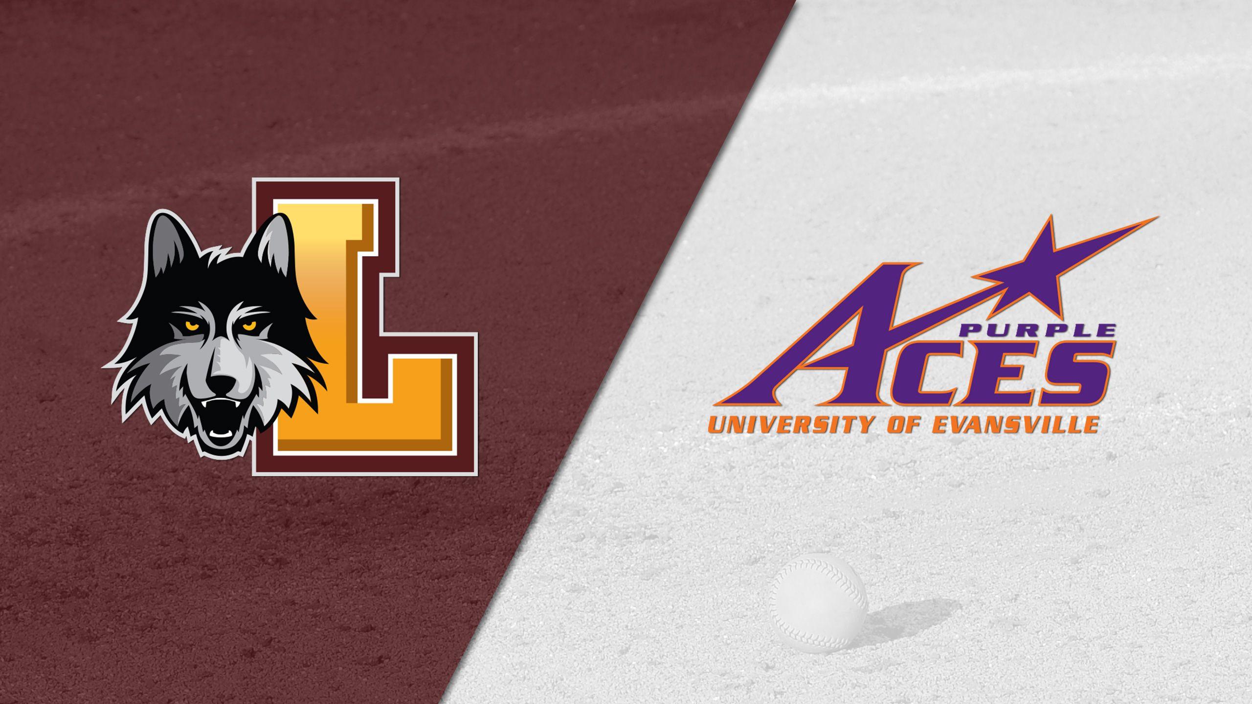 Loyola (IL) vs. Evansville (Softball)