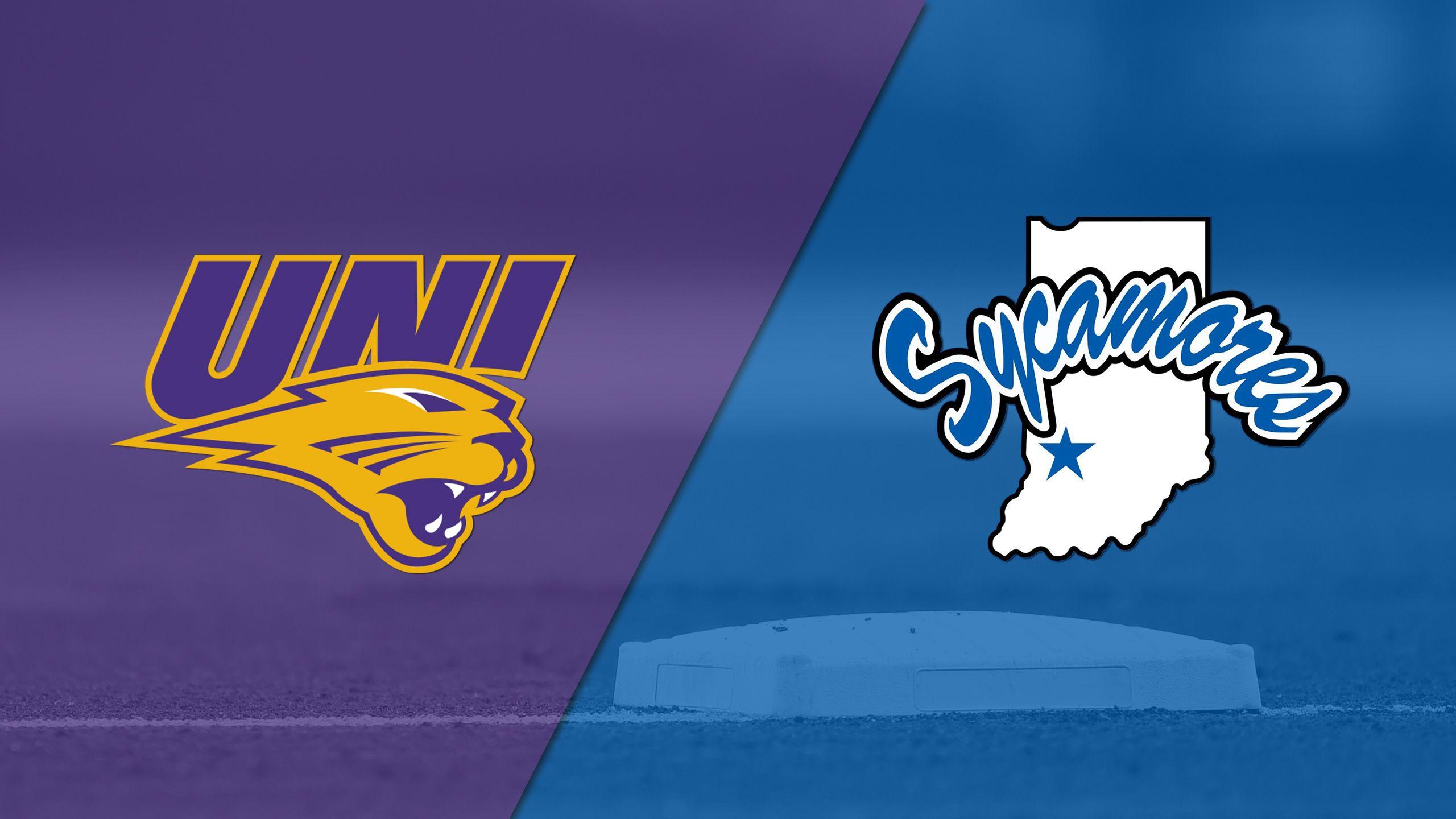 Northern Iowa vs. Indiana State (Softball)