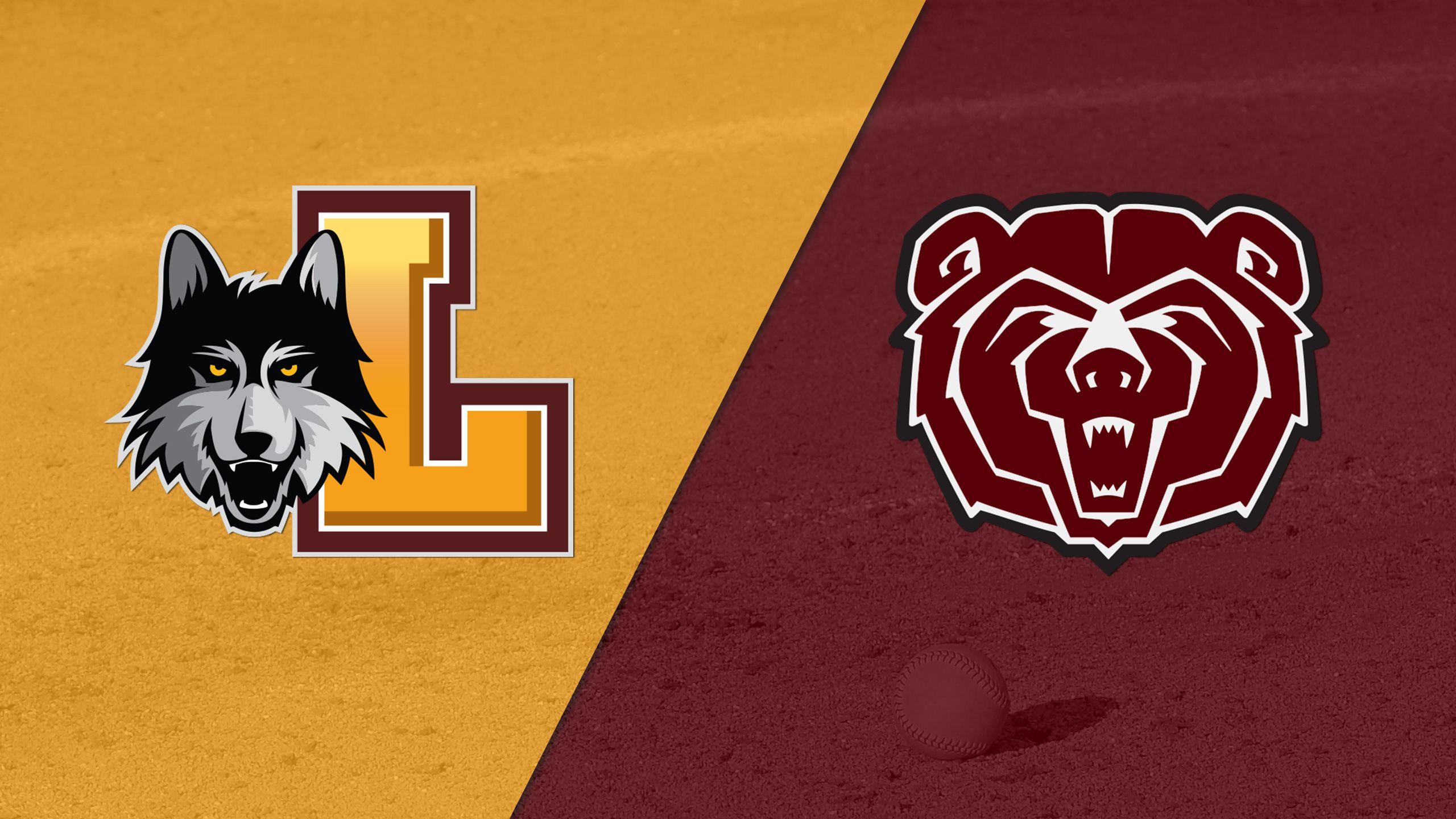 Loyola (IL) vs. Missouri State (Softball)