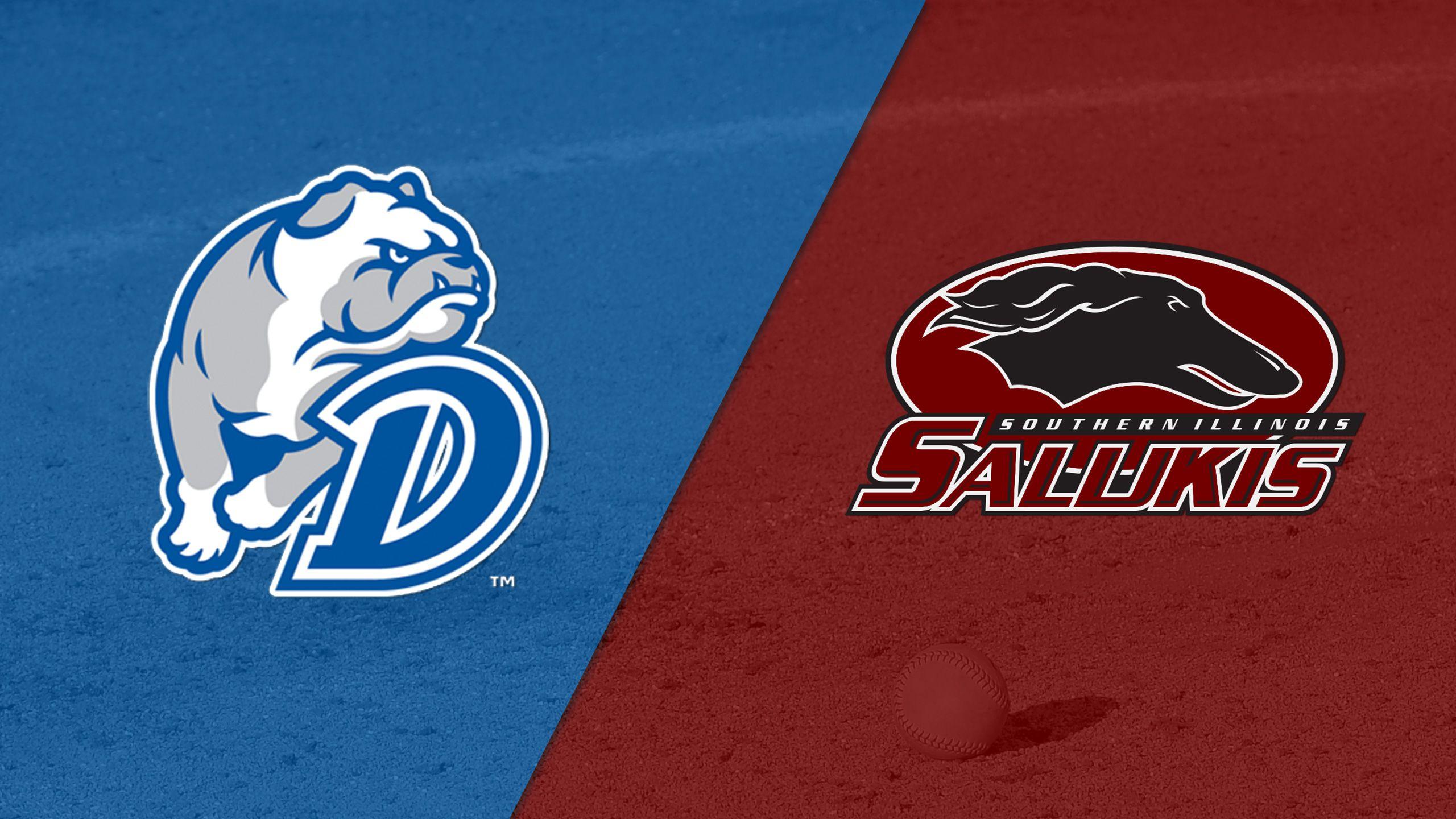 Drake vs. Southern Illinois (Softball)
