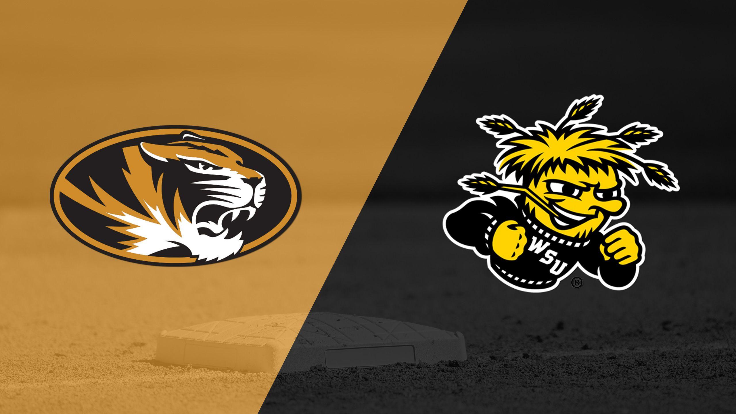 Missouri vs. Wichita State (Softball)