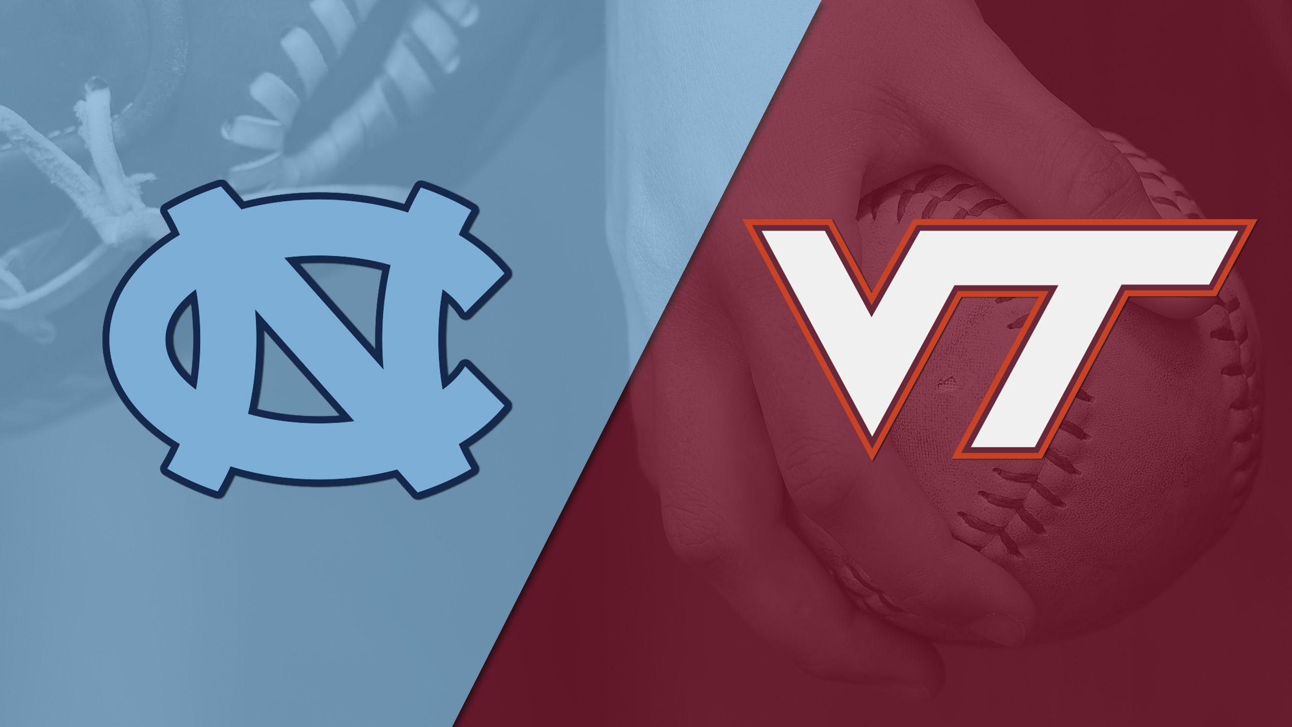 North Carolina vs. Virginia Tech (Softball)