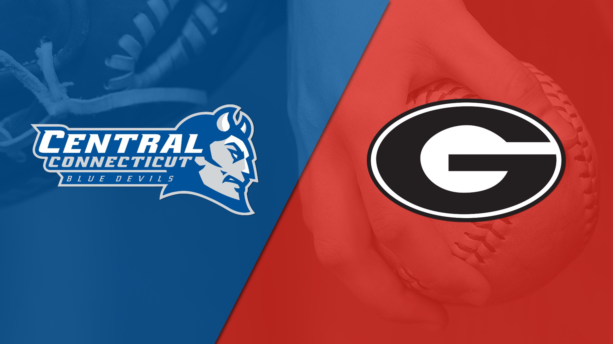 Central Connecticut State vs. #17 Georgia (Softball)