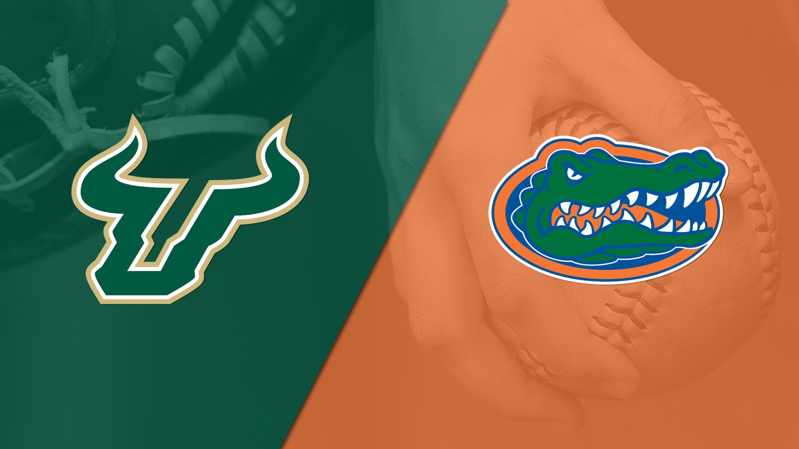 South Florida vs. #1 Florida (Softball)