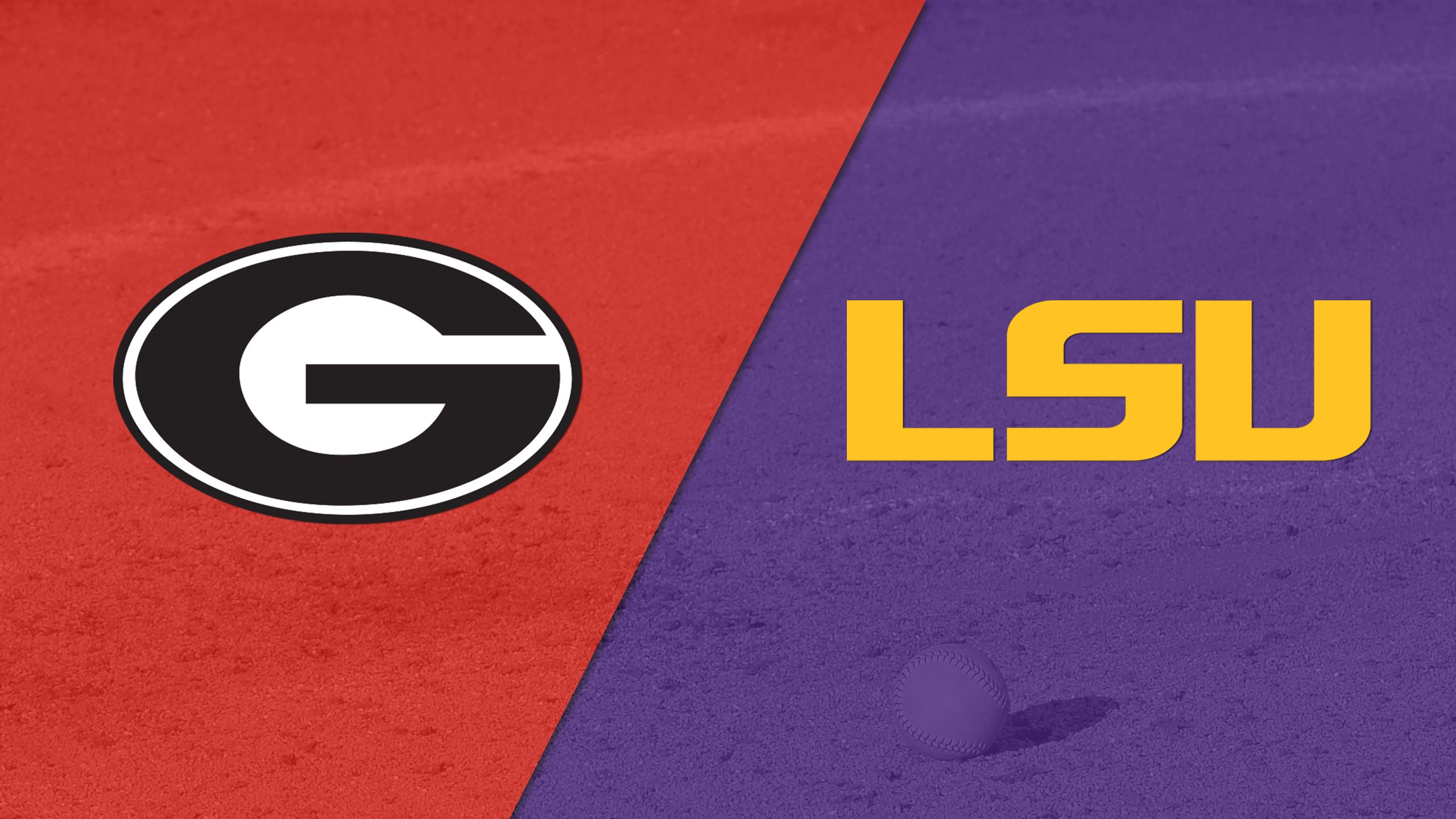 #15 Georgia vs. #11 LSU (Softball)
