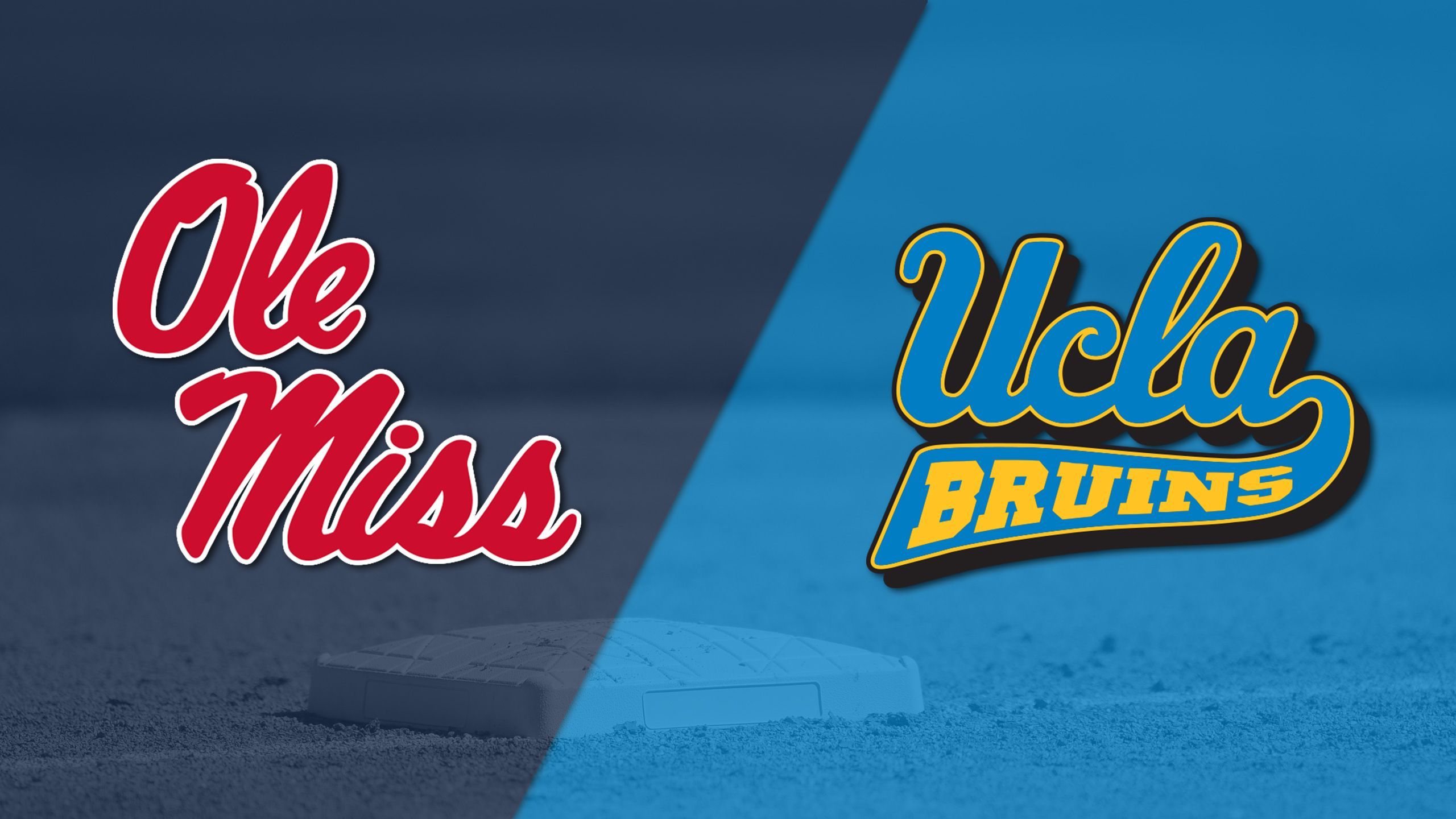 #12 Ole Miss vs. #5 UCLA (Site 2 / Game 1) (NCAA Softball Championship)