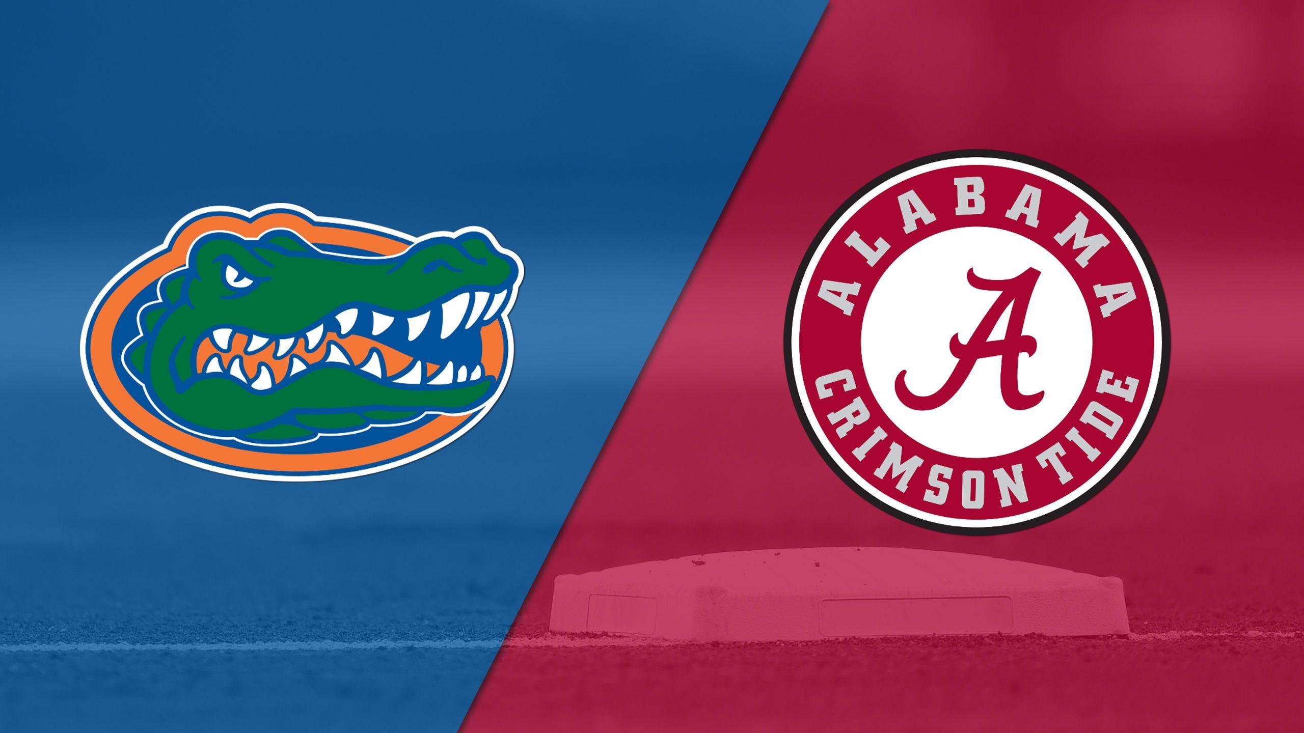 #1 Florida vs. #16 Alabama (Site 1 / Game 2) (NCAA Softball Championship)