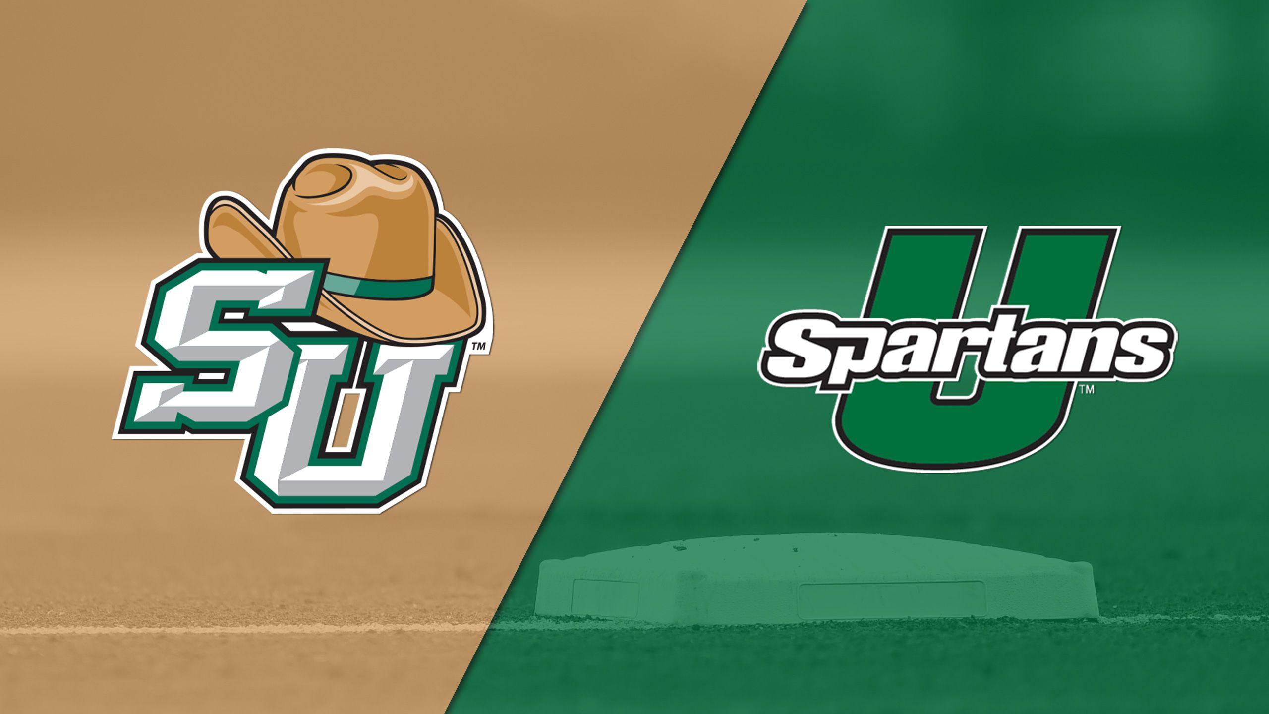 Stetson vs. USC Upstate (Softball)
