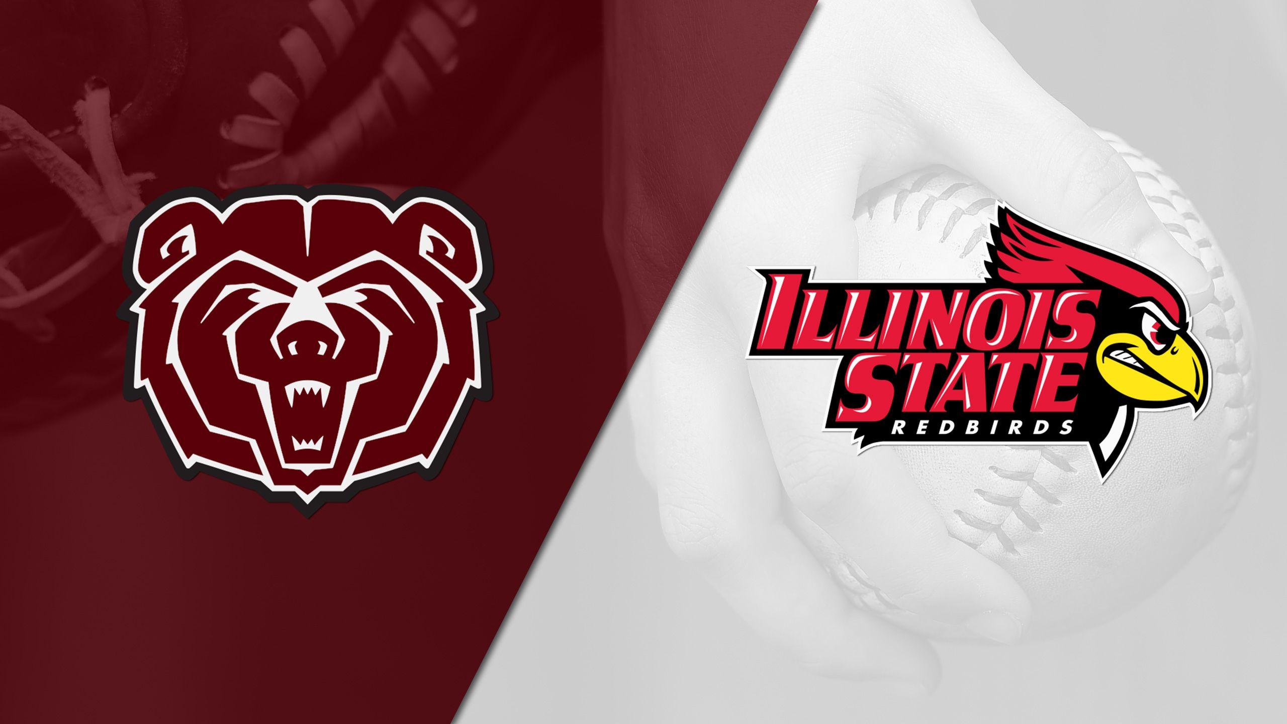 Missouri State vs. Illinois State (Softball)