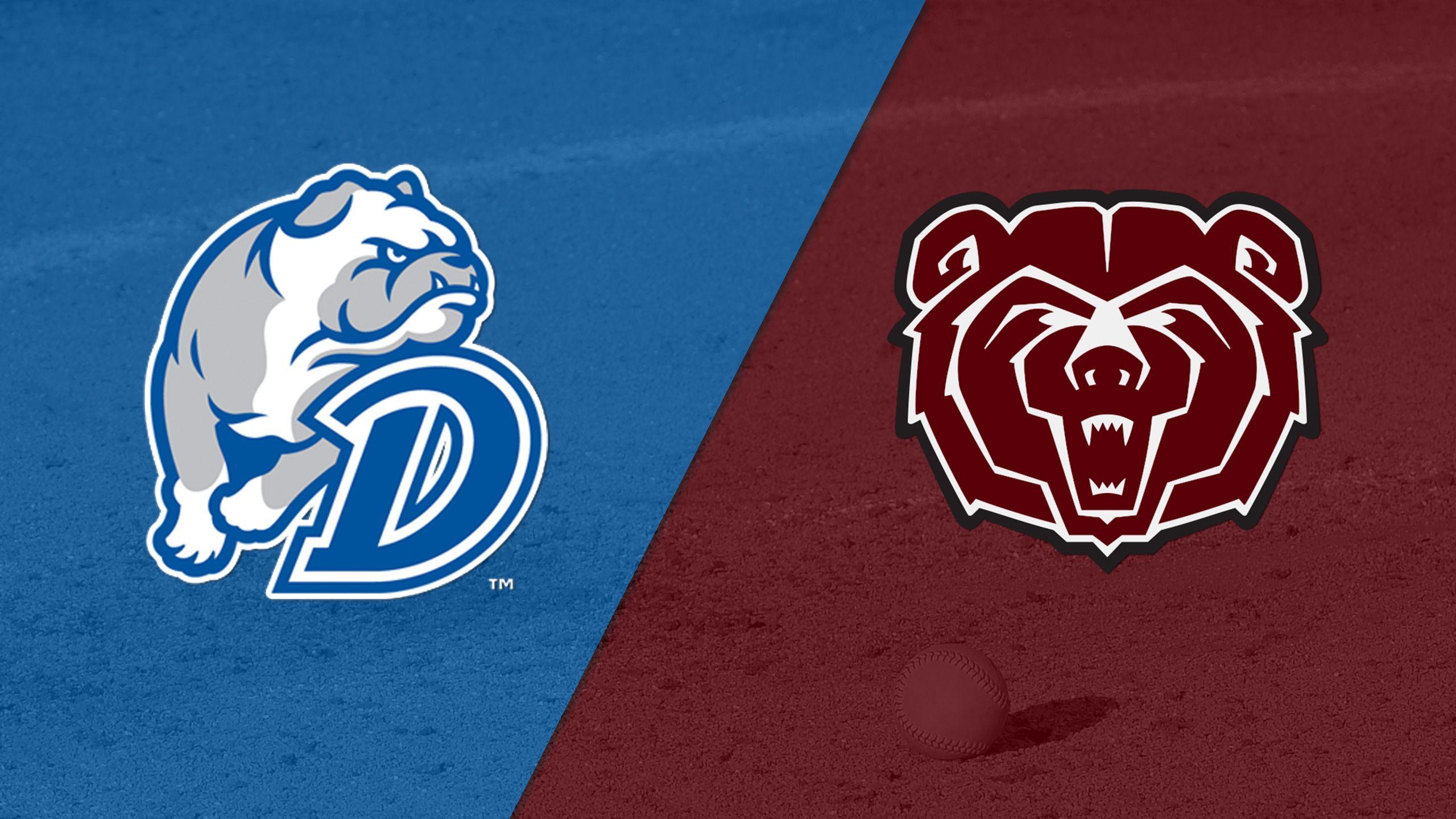 Drake vs. Missouri State (Softball)