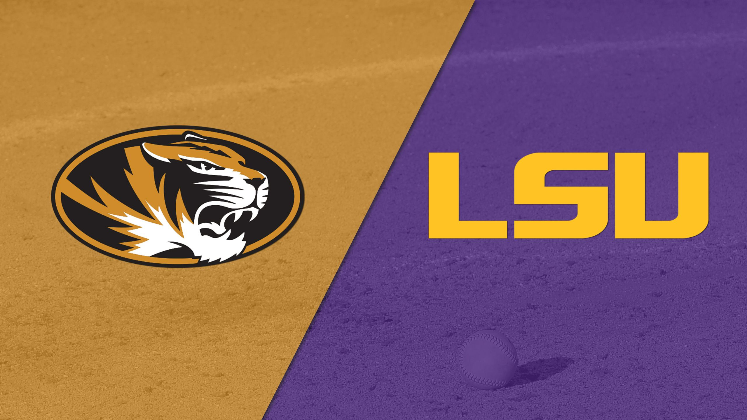 Missouri vs. #18 LSU (Softball)