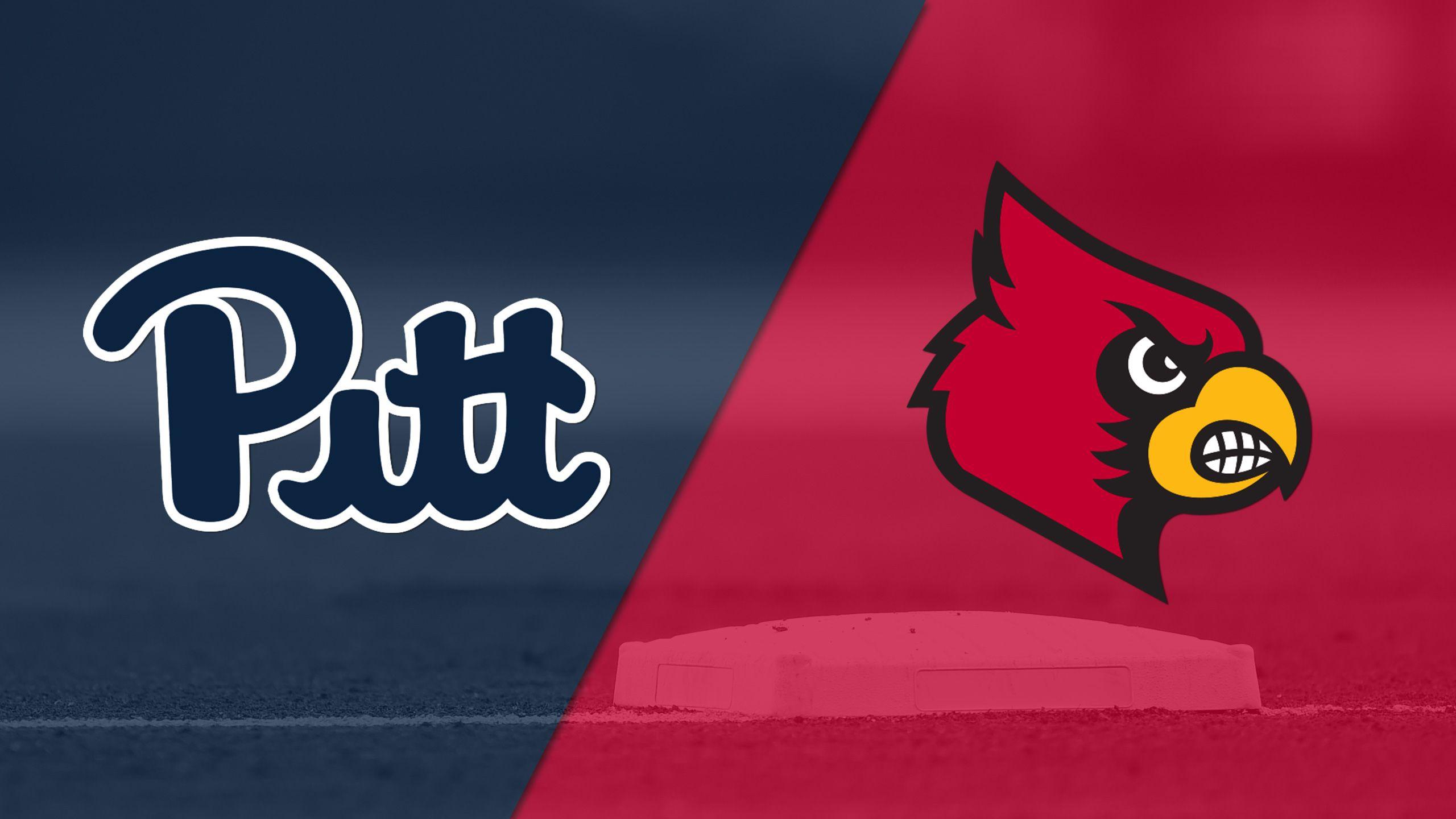 Pittsburgh vs. Louisville (Softball)