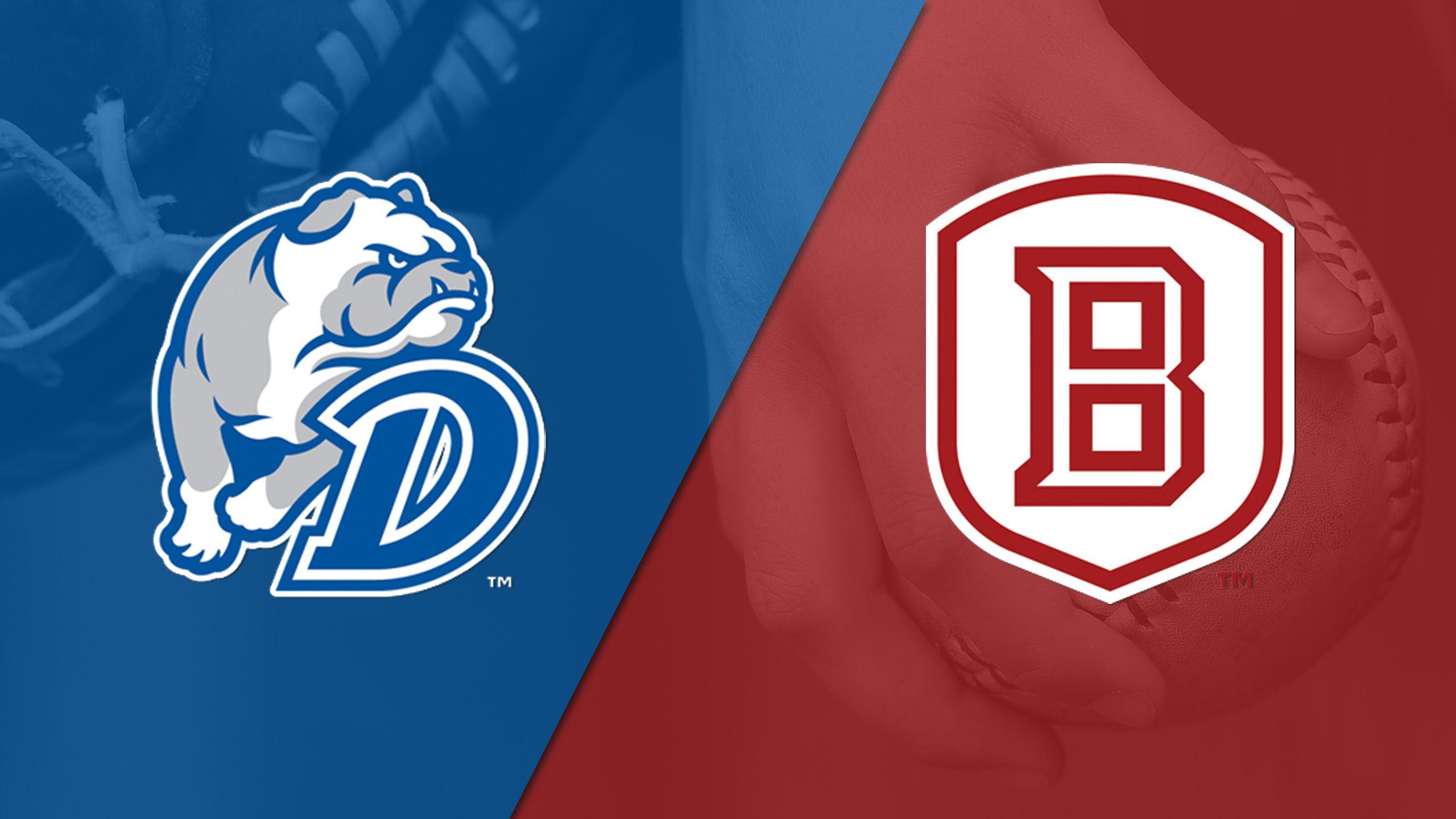 Drake vs. Bradley (Softball)