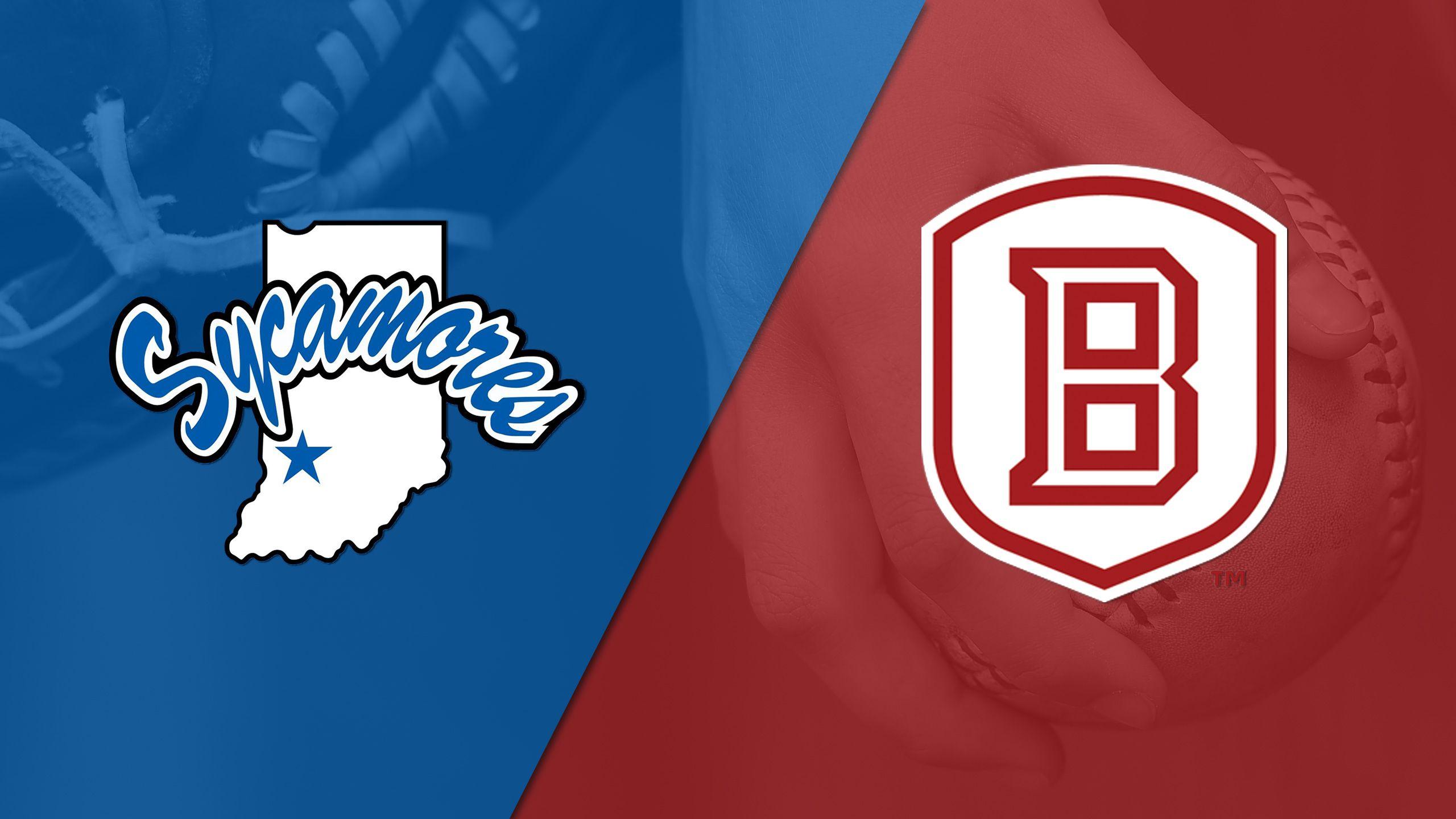 Indiana State vs. Bradley (Softball)