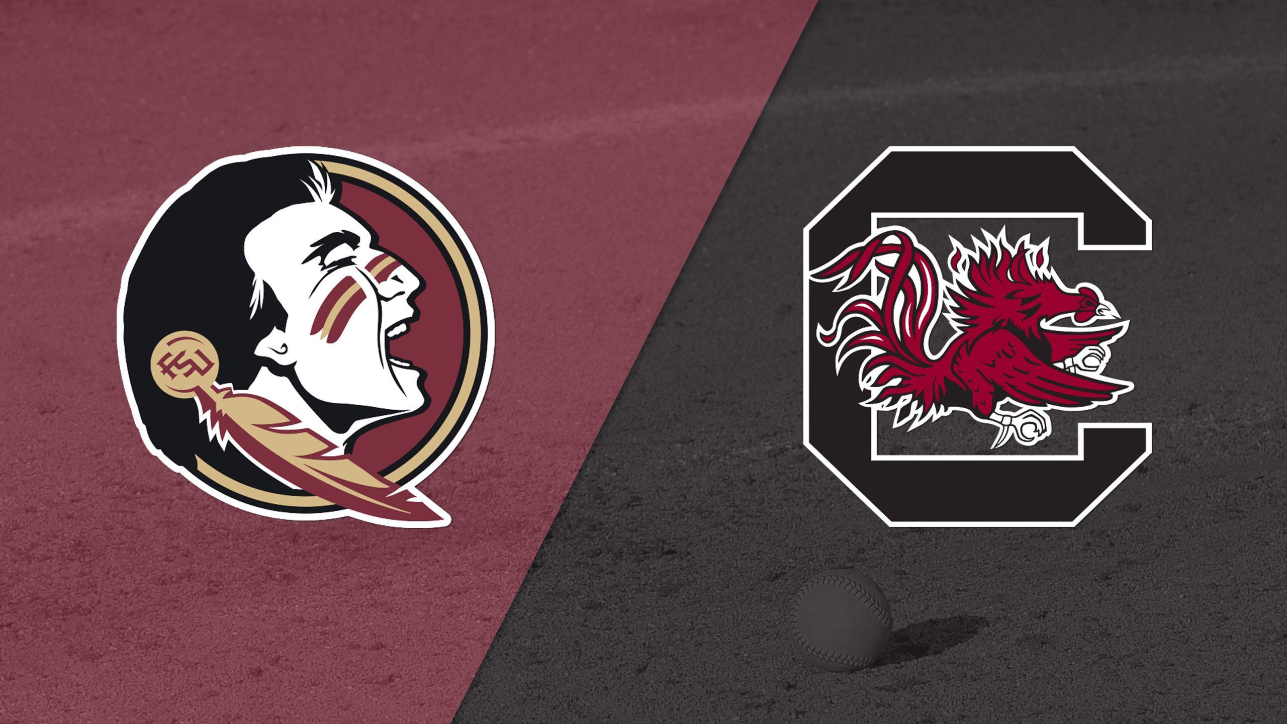#2 Florida State vs. South Carolina (Softball)