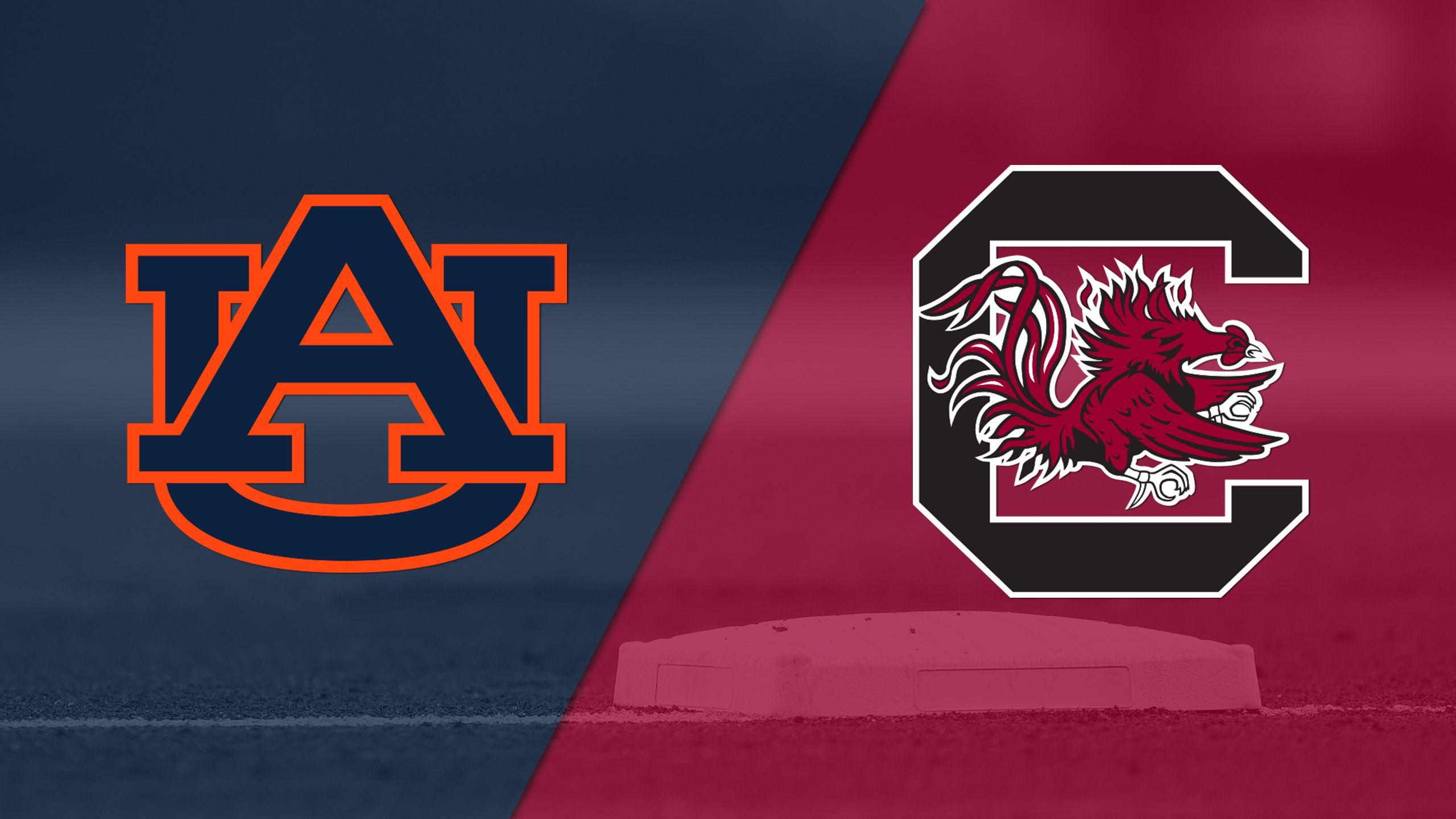 #7 Auburn vs. South Carolina (Softball)