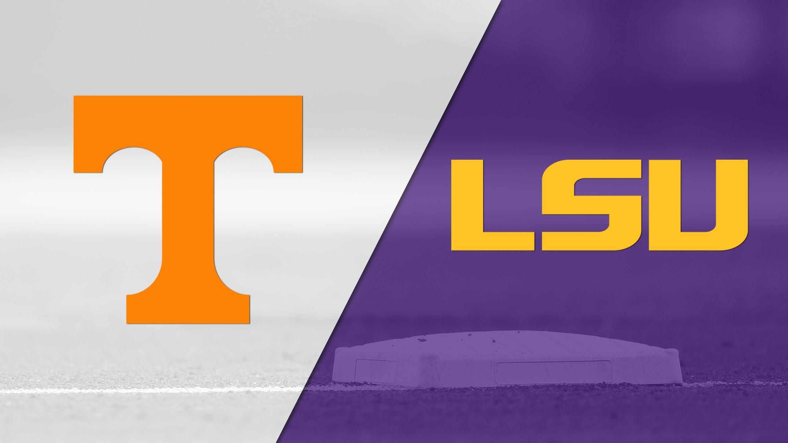 #9 Tennessee vs. #16 LSU (Softball)