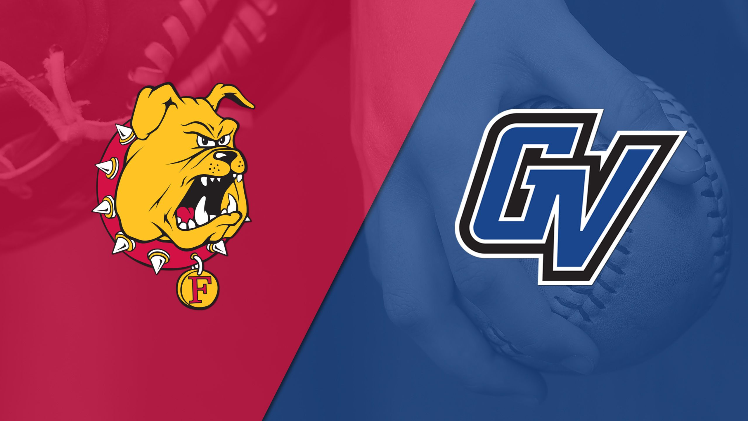 Ferris State vs. Grand Valley State (Softball)