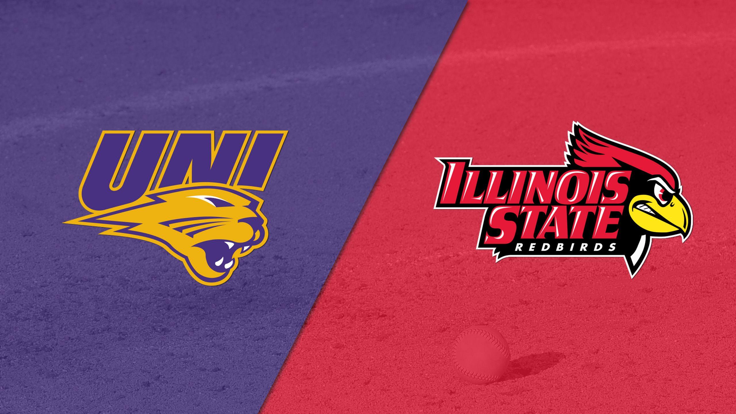 Northern Iowa vs. Illinois State (Softball)