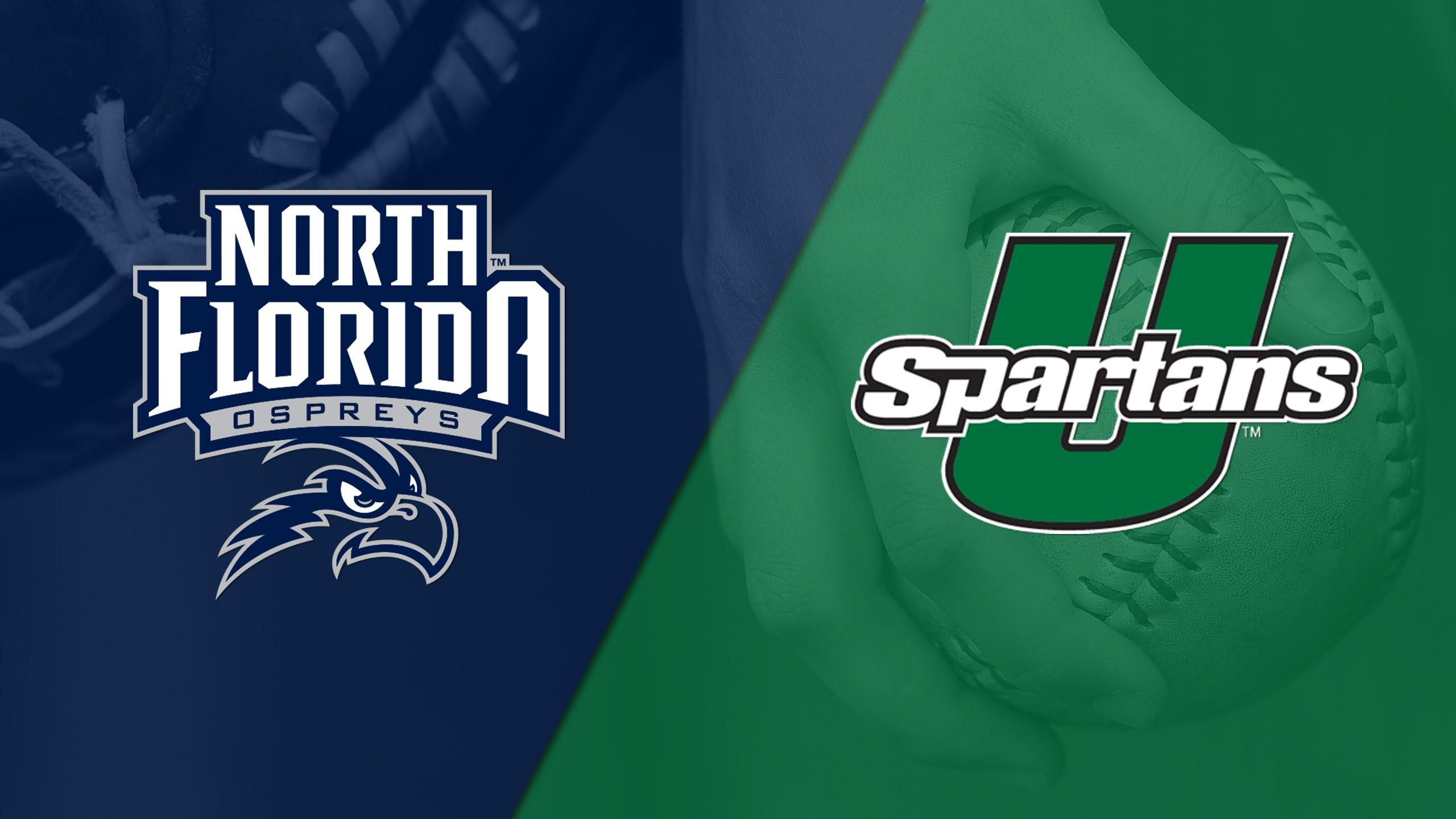North Florida vs. USC Upstate (Softball)