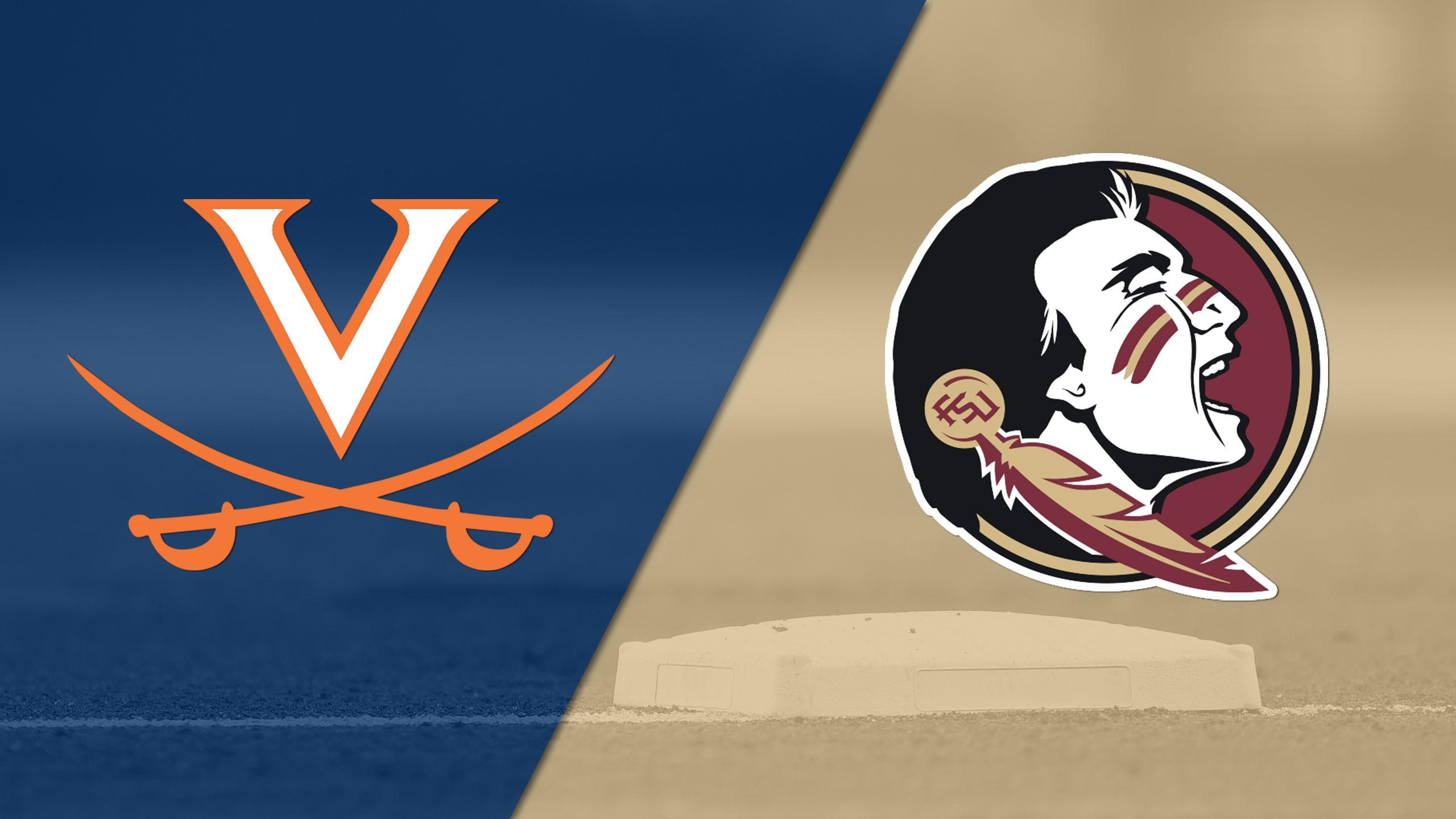 Virginia vs. #4 Florida State (Quarterfinal) (ACC Softball Championship)