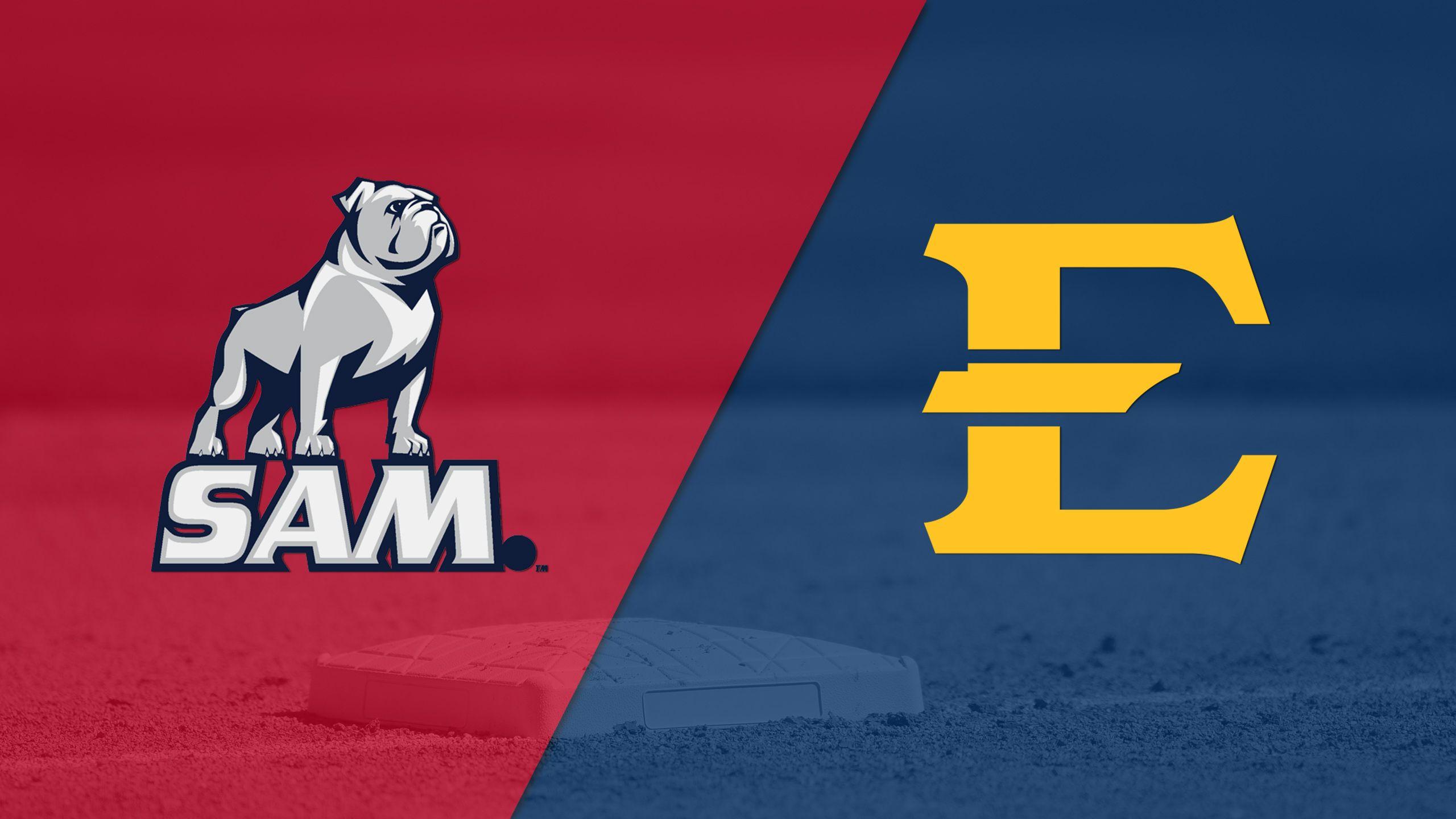 Samford vs. ETSU (Championship) (SoCon Softball Championship)