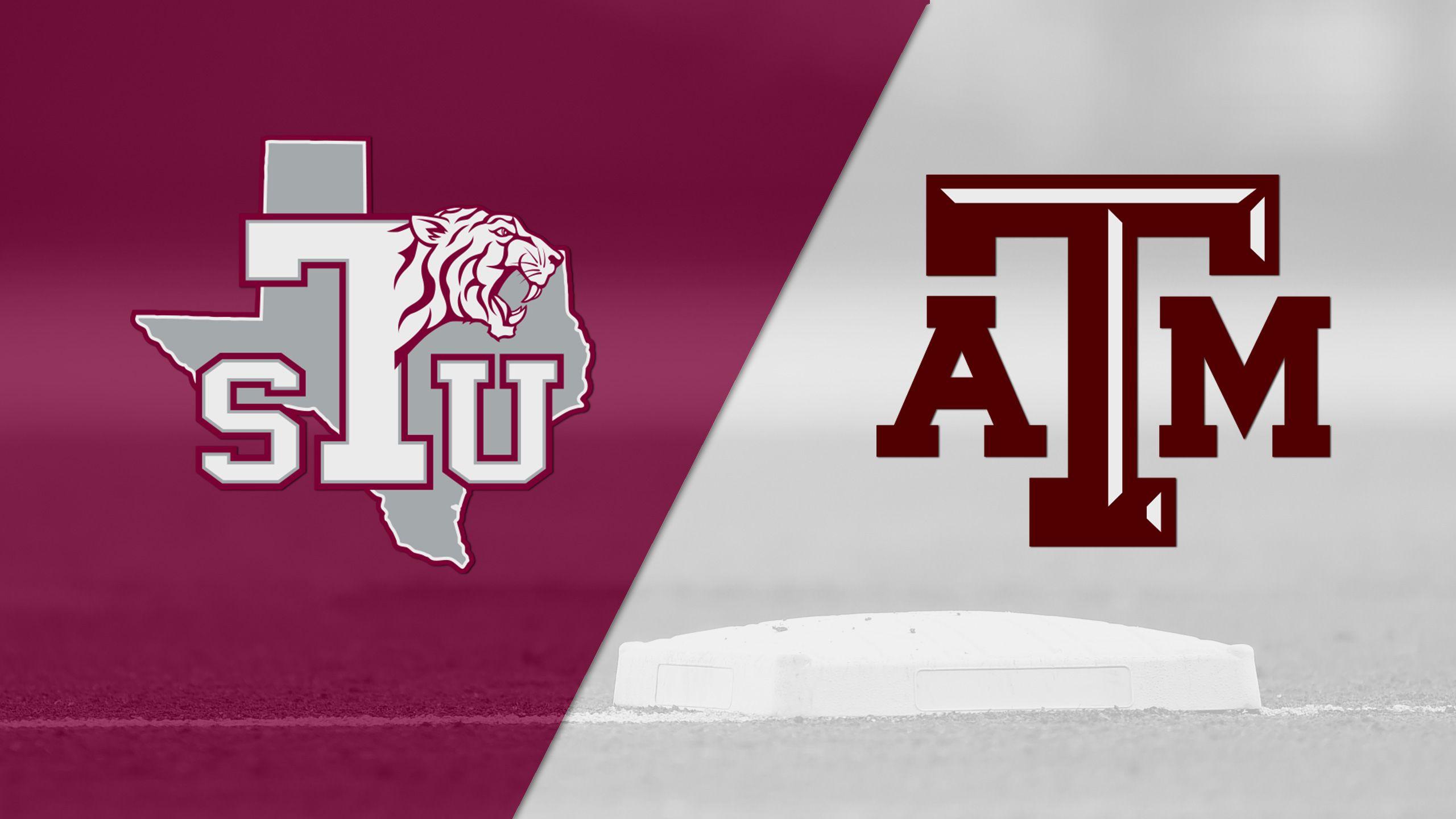 Texas Southern vs. #9 Texas A&M (Site 13 / Game 2) (NCAA Softball Championship)