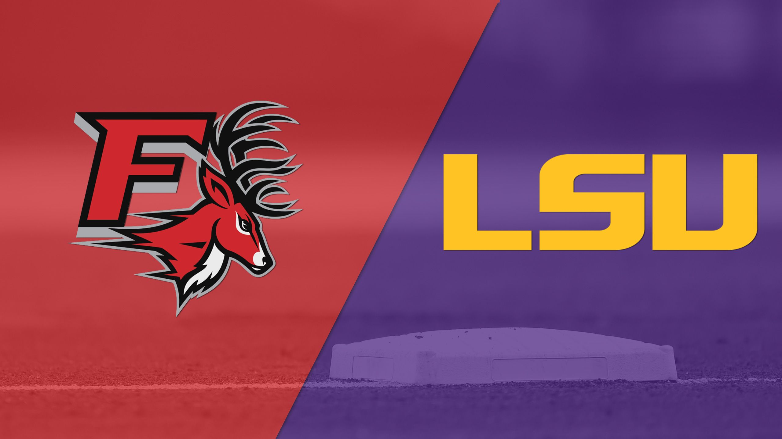 Fairfield vs. #13 LSU (Site 3 / Game 2) (NCAA Softball Championship)
